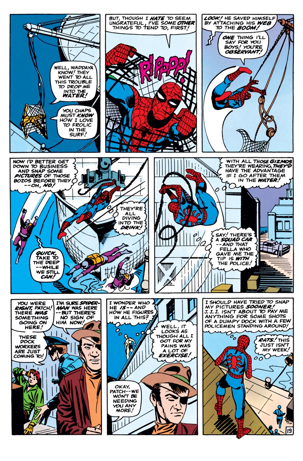 The Amazing Spider-Man (1963) 31 Page 19