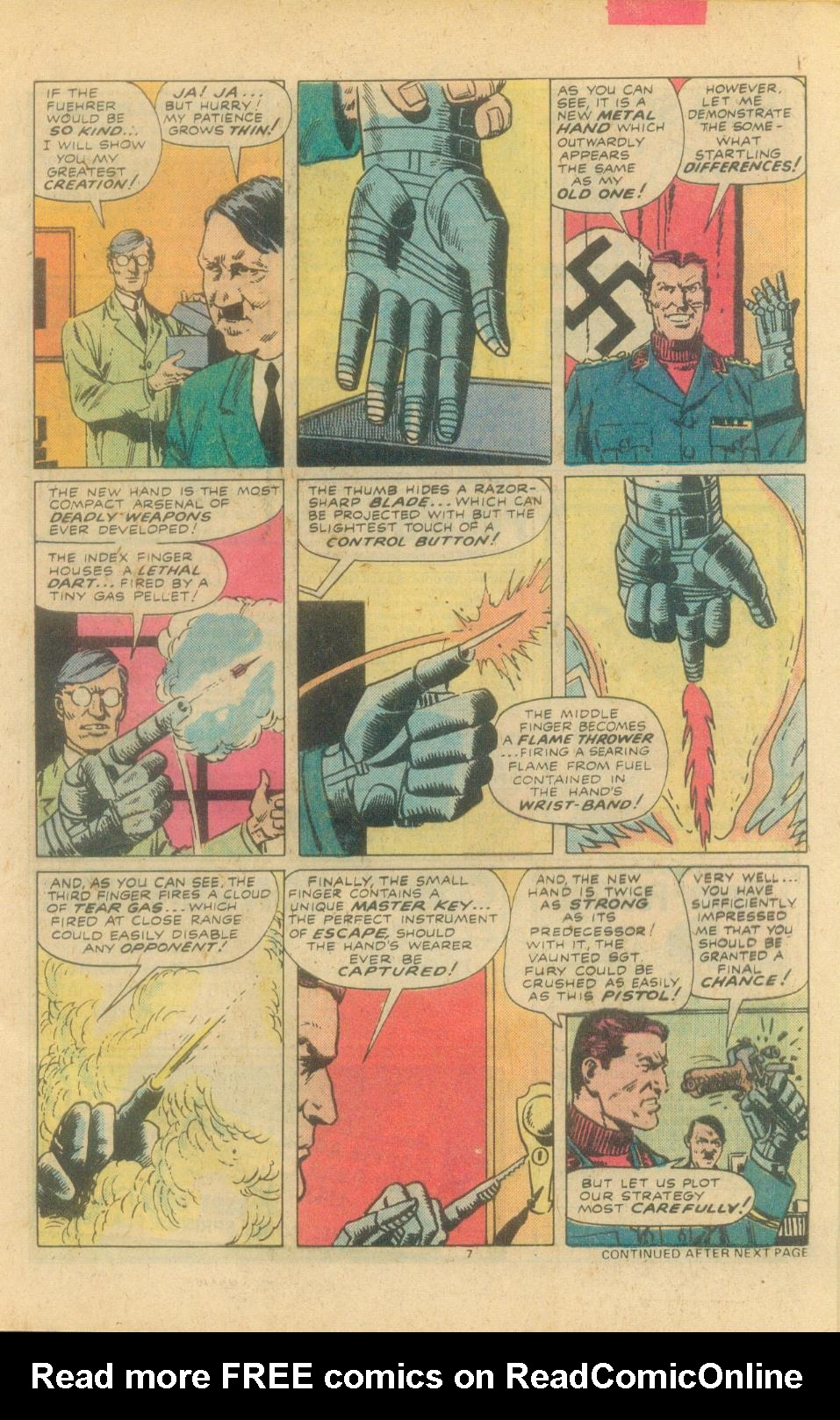 Read online Sgt. Fury comic -  Issue #155 - 9