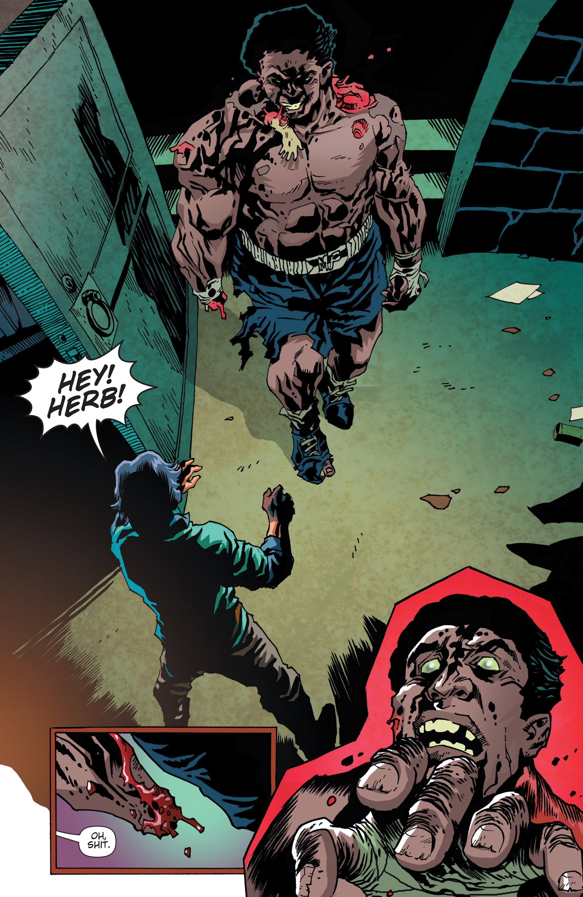 Read online Army of Darkness/Reanimator comic -  Issue #Army of Darkness/Reanimator Full - 12