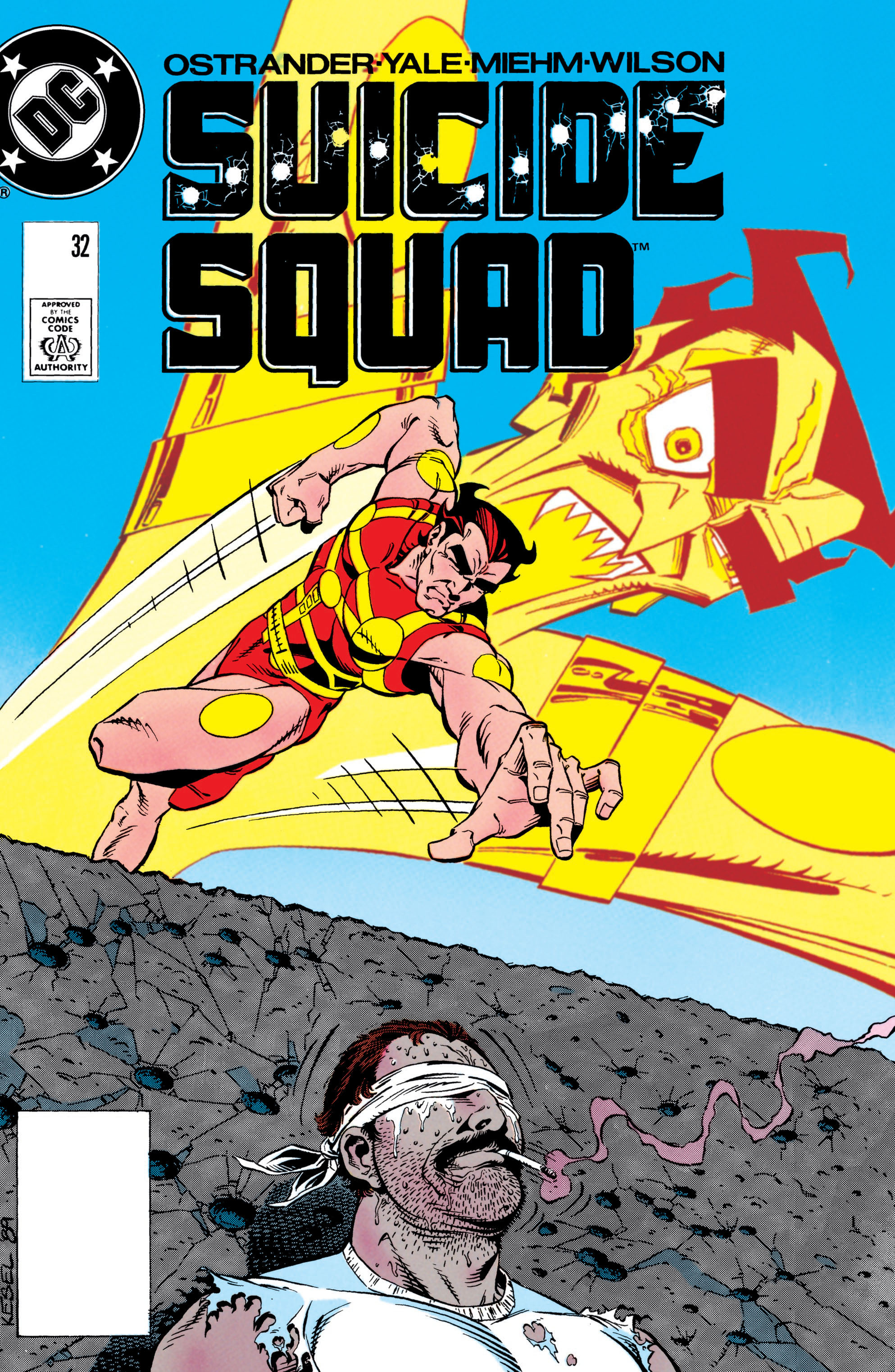 Suicide Squad (1987) issue 32 - Page 1