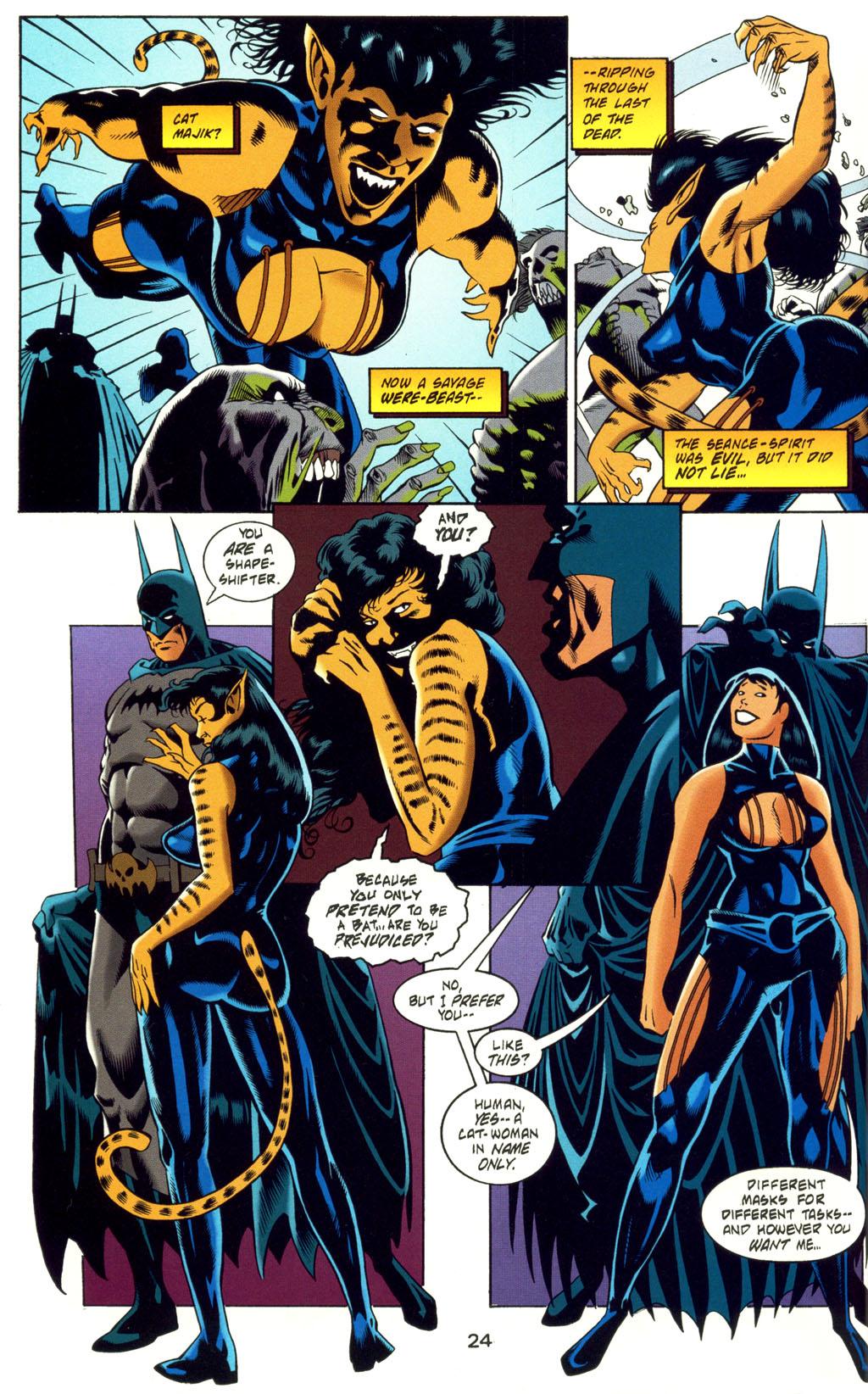 Read online Batman: Haunted Gotham comic -  Issue #4 - 24