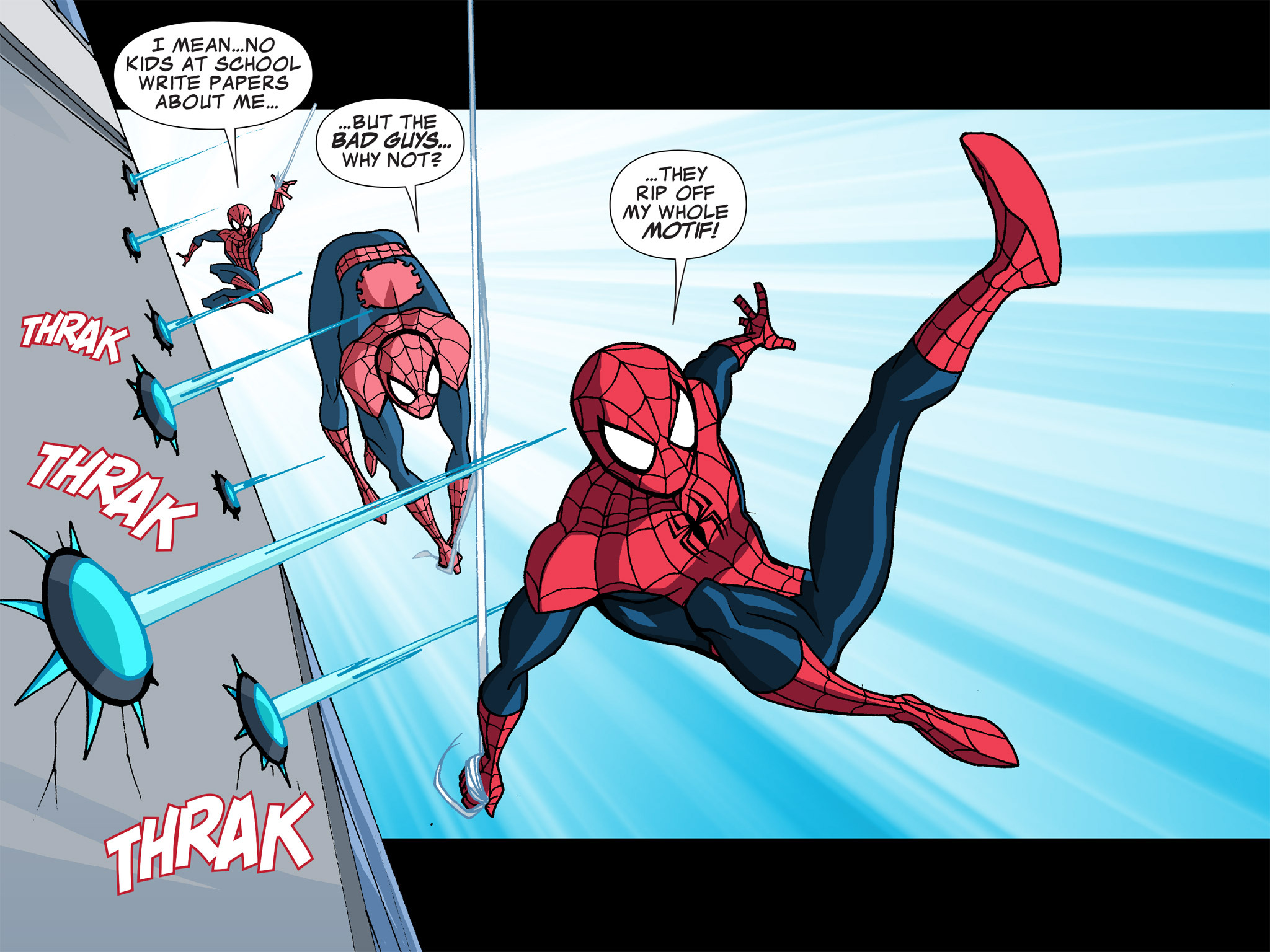 Read online Ultimate Spider-Man (Infinite Comics) (2015) comic -  Issue #13 - 26