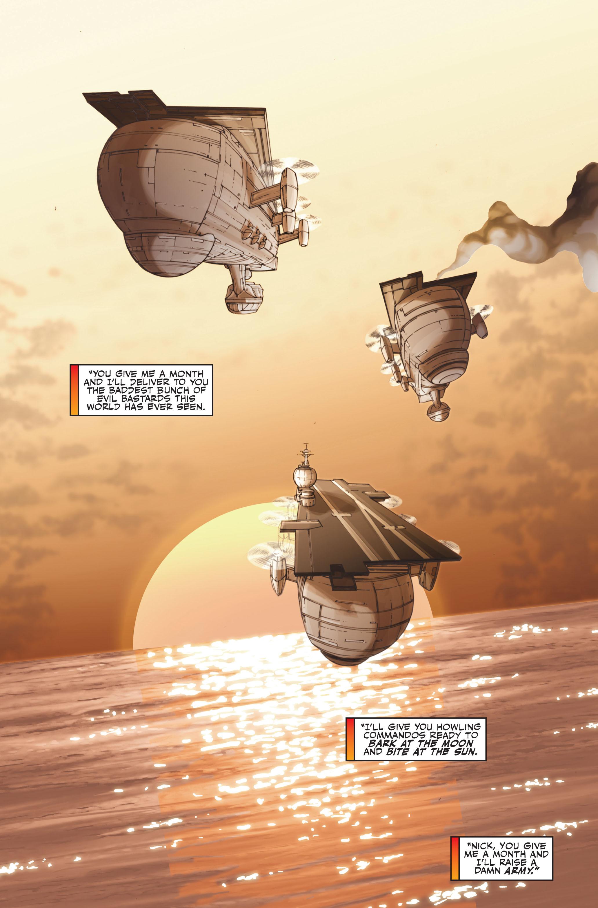 Read online Secret Warriors comic -  Issue #6 - 19