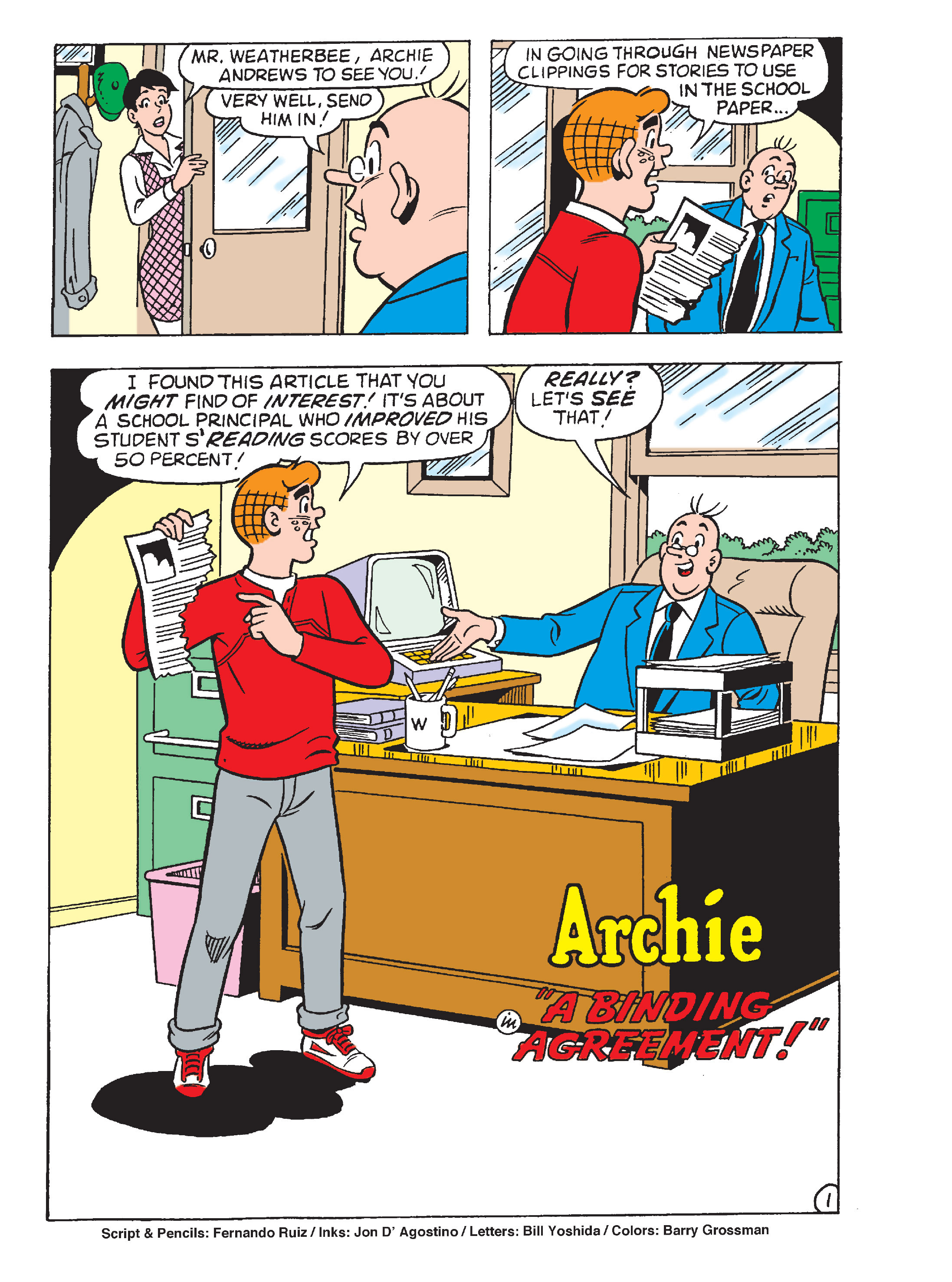 Read online World of Archie Double Digest comic -  Issue #55 - 89