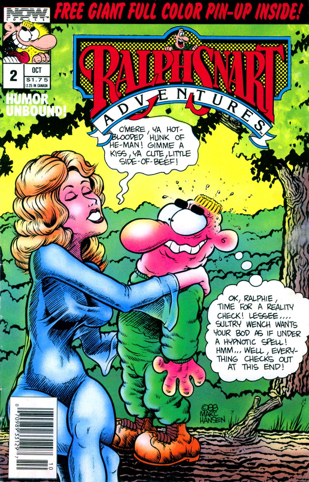 Ralph Snart Adventures (1988) 2 Page 1