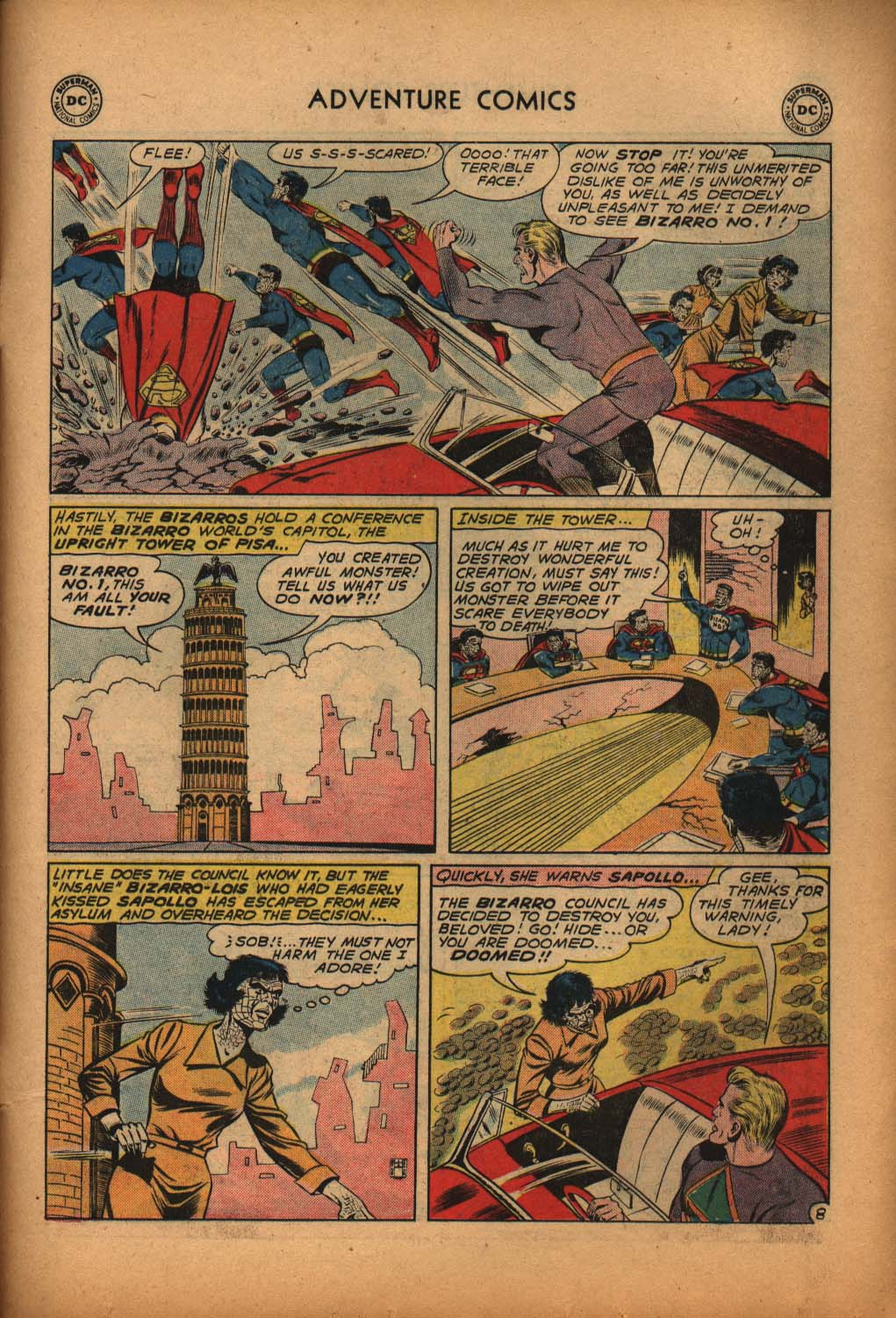 Read online Adventure Comics (1938) comic -  Issue #292 - 27