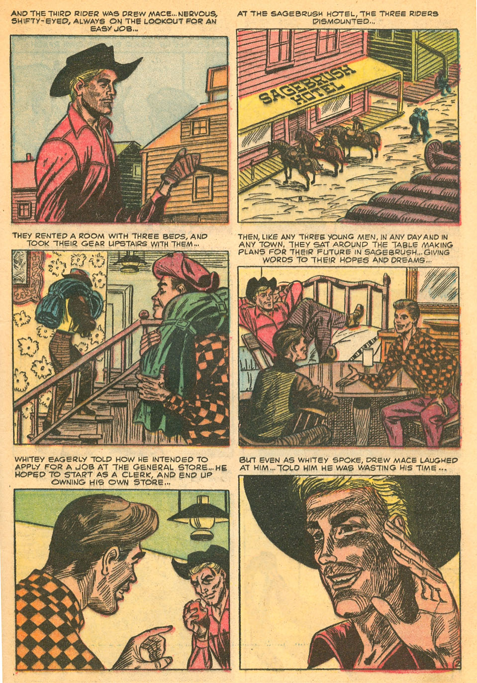 The Rawhide Kid (1955) issue 3 - Page 21