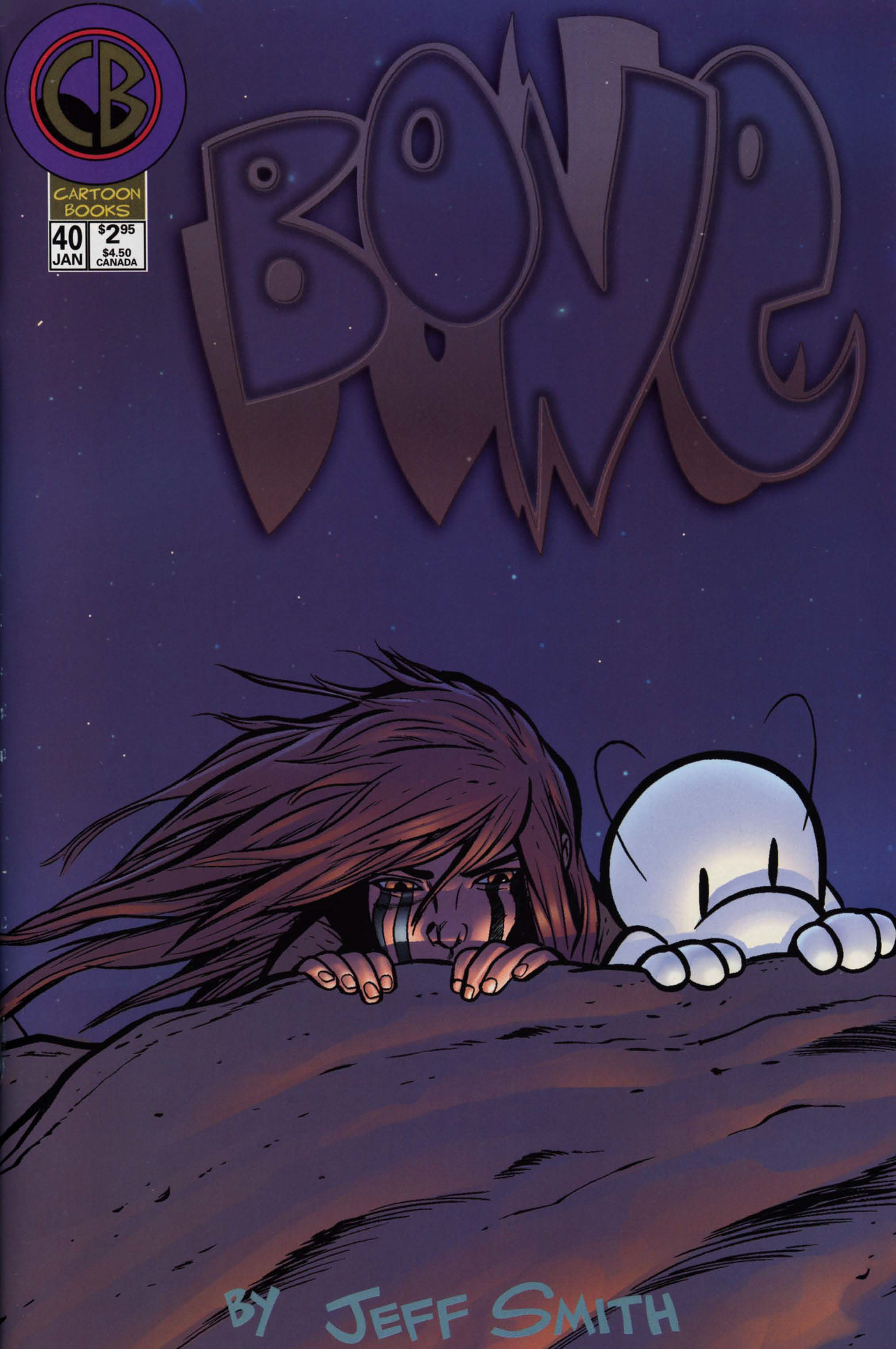 Bone 1991 Issue 40