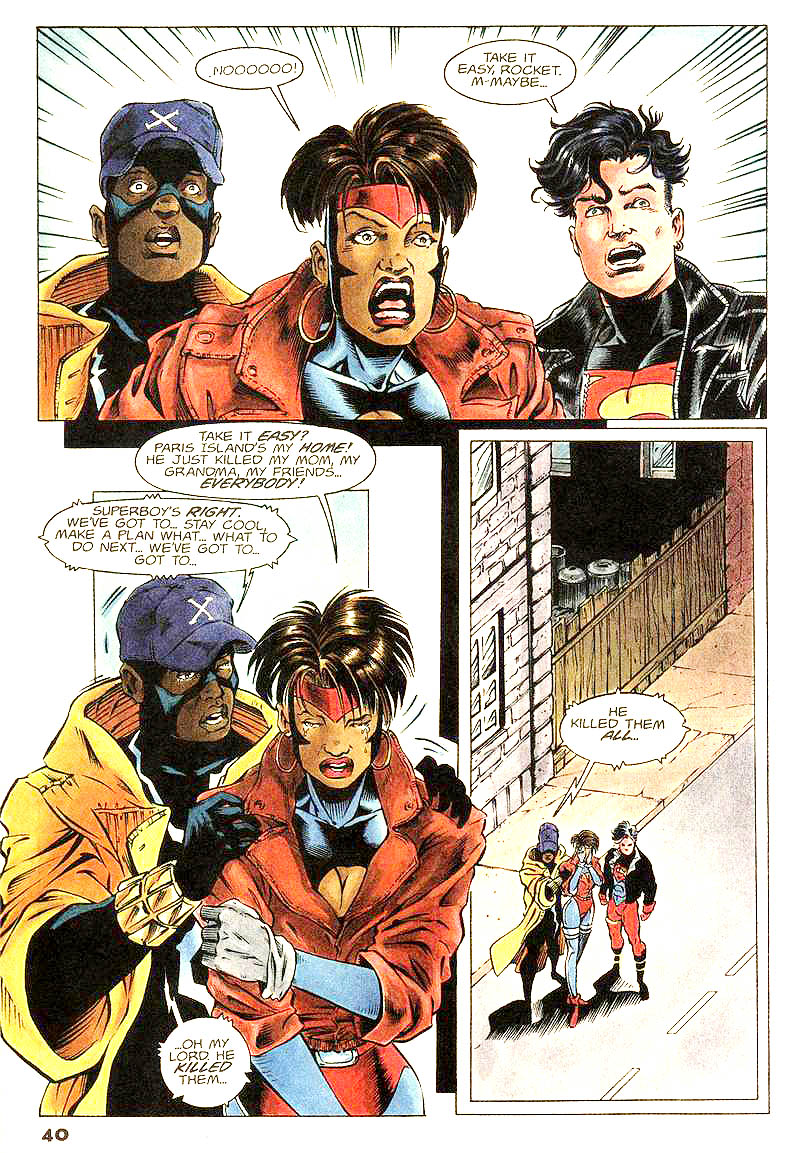 Read online Worlds Collide comic -  Issue # Full - 38