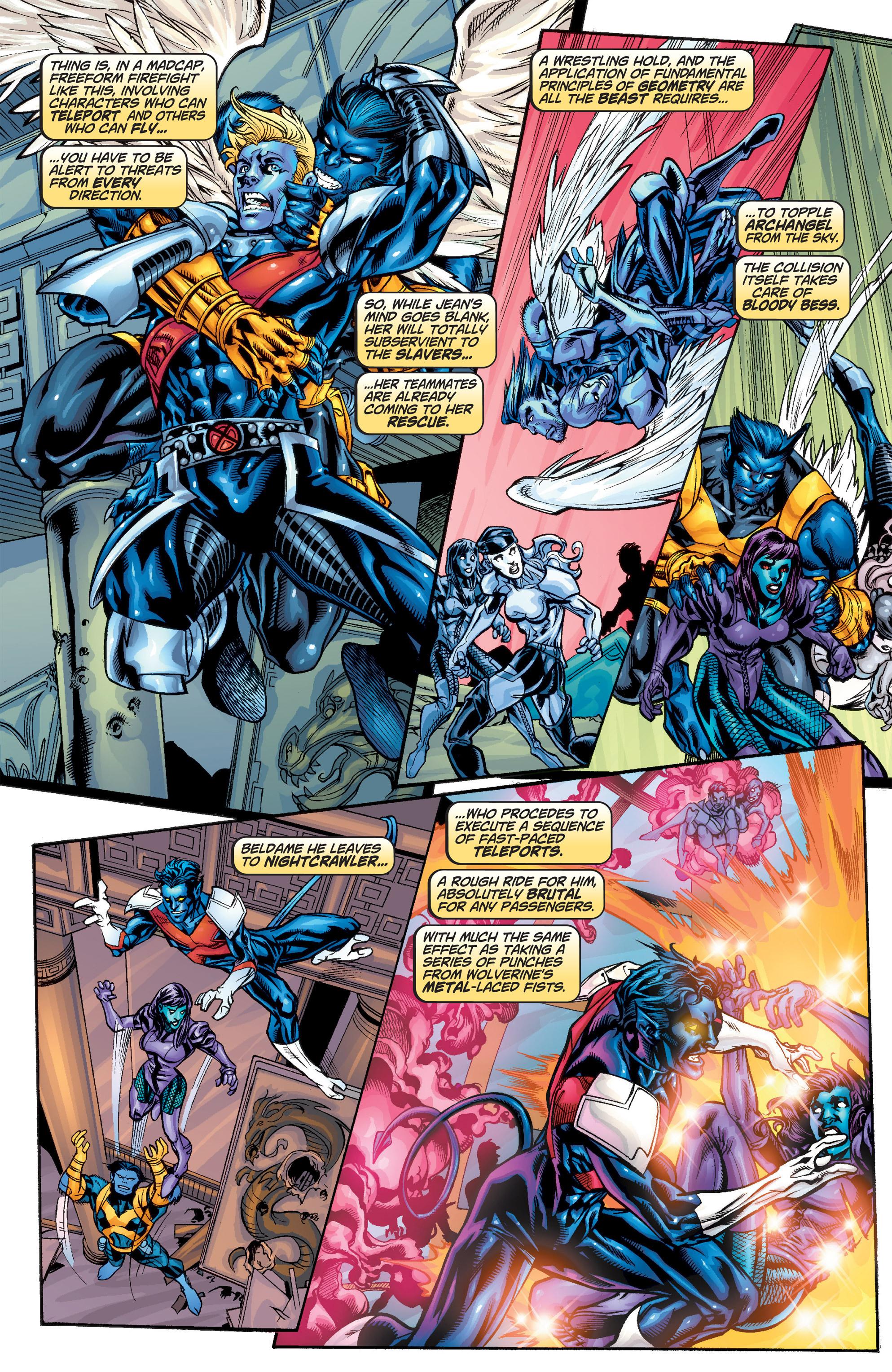 Read online Uncanny X-Men (1963) comic -  Issue #385 - 10
