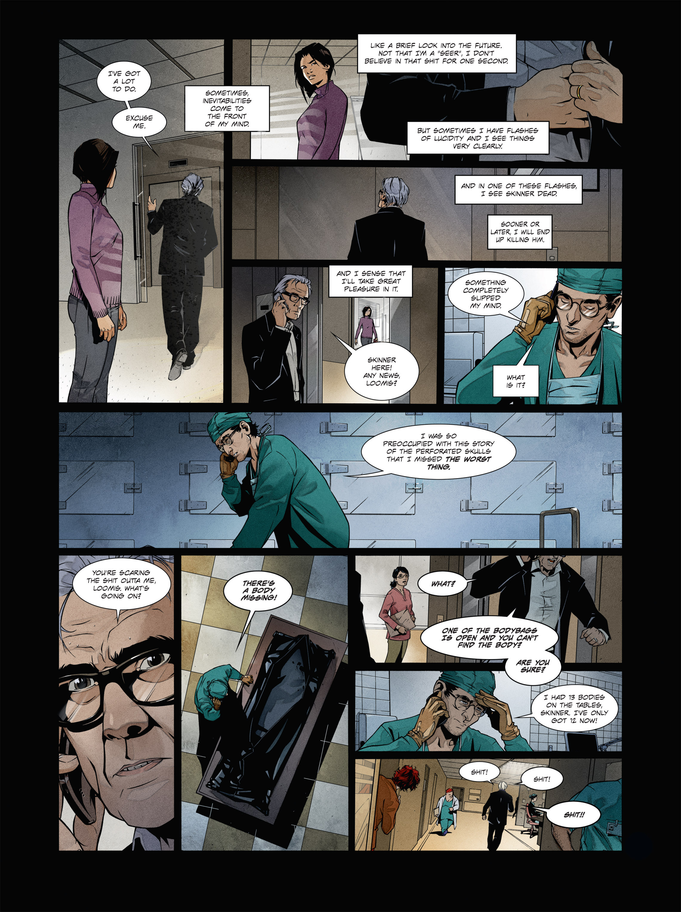 Read online Alice Matheson comic -  Issue #1 - 37