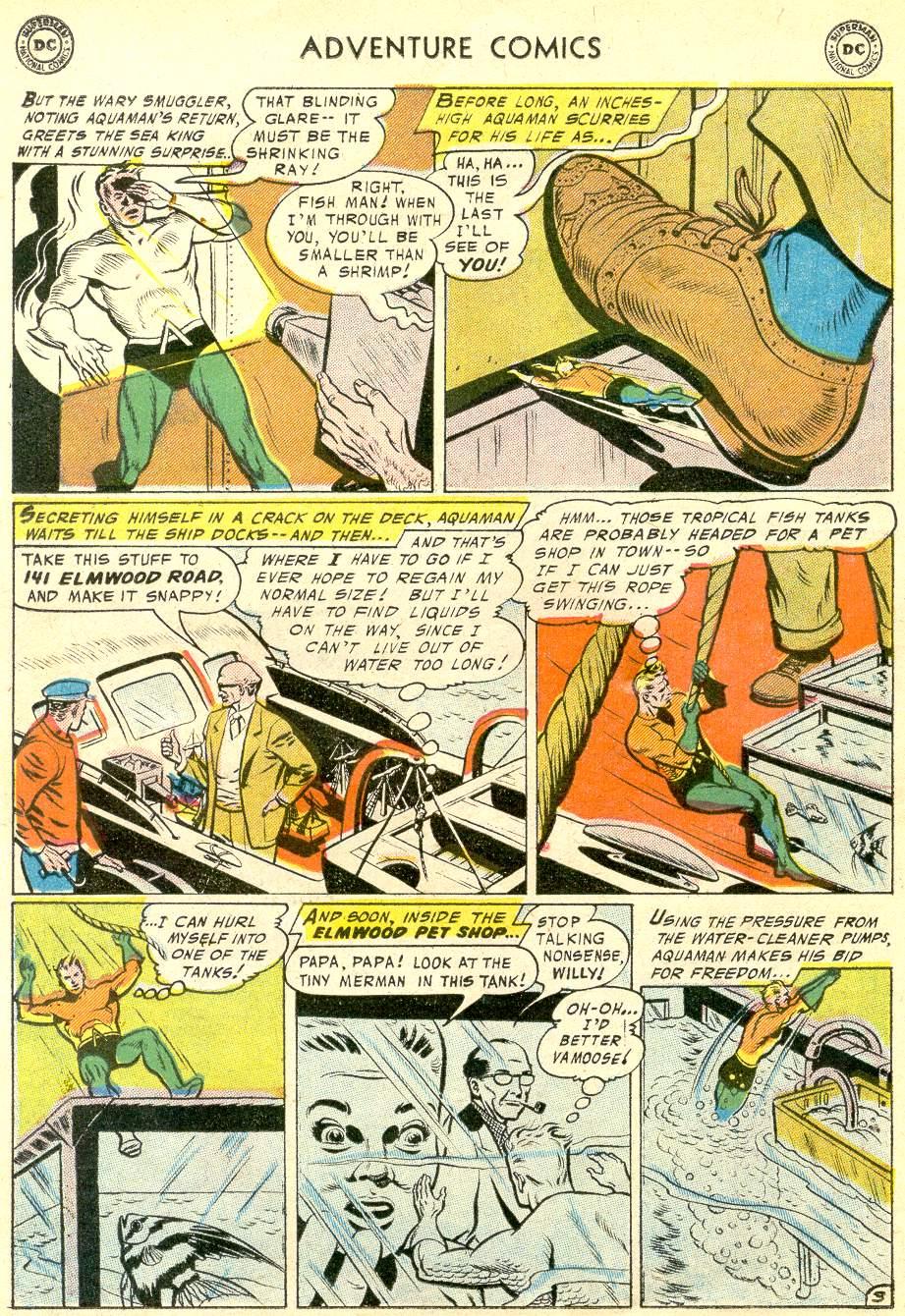 Read online Adventure Comics (1938) comic -  Issue #230 - 18