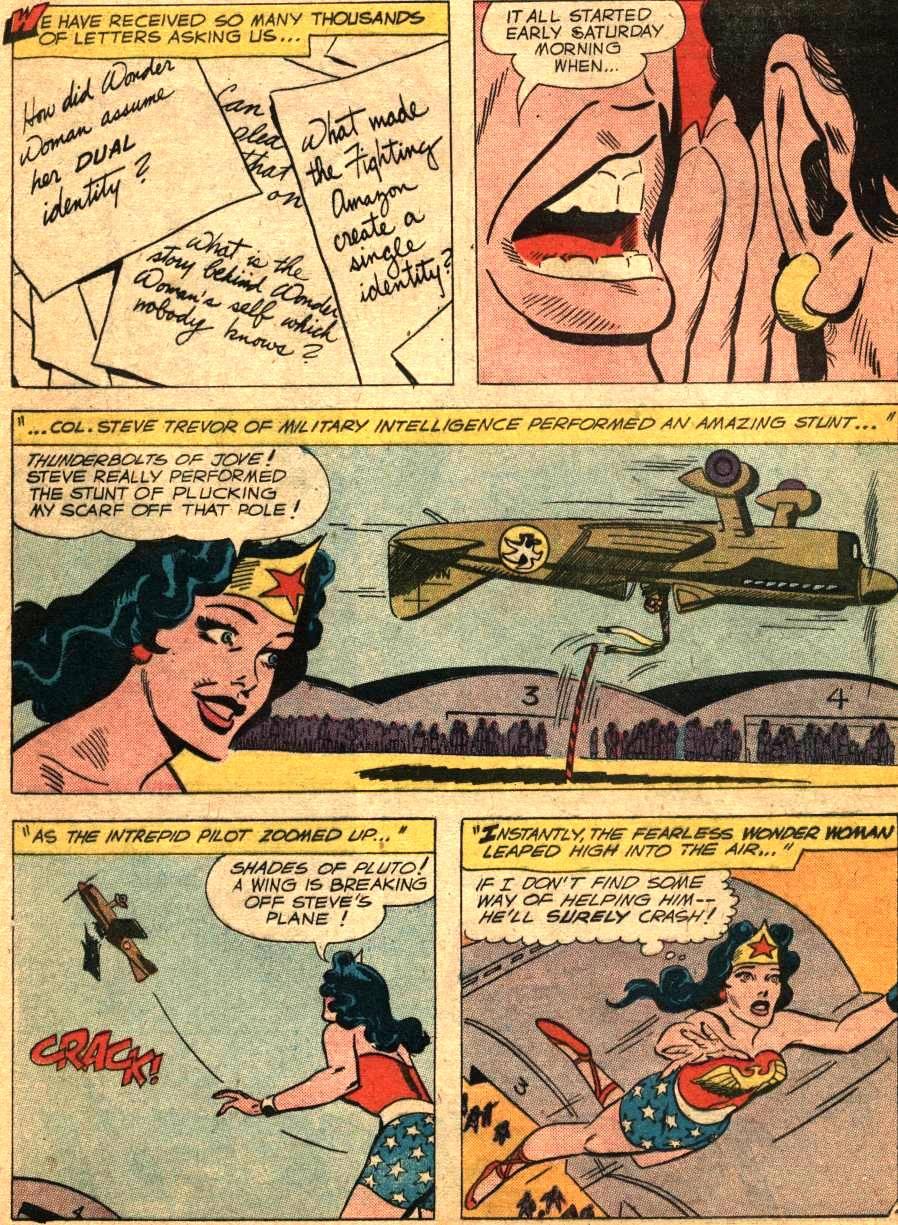 Read online Wonder Woman (1942) comic -  Issue #99 - 24