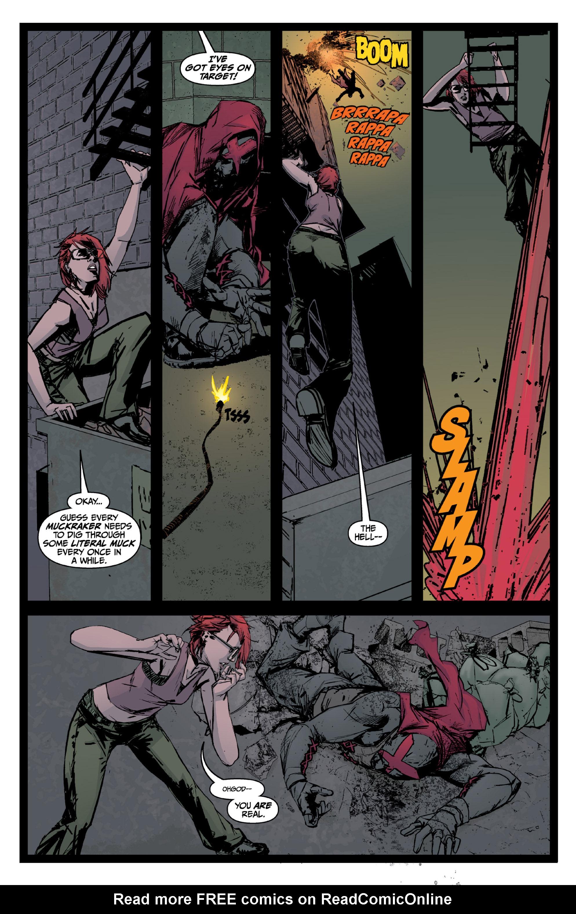 Read online X: Big Bad comic -  Issue # Full - 54