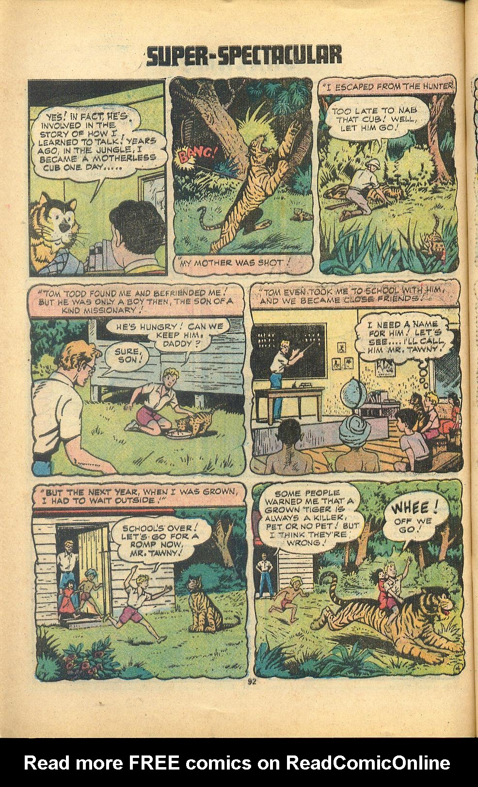 Read online Shazam! (1973) comic -  Issue #8 - 92