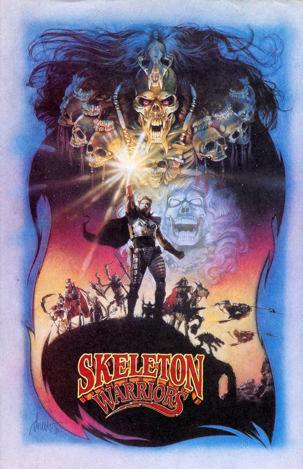 Skeleton Warriors Issue #1 #1 - English 23