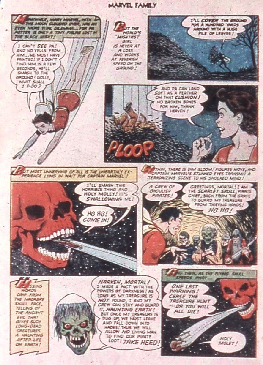 The Marvel Family issue 83 - Page 6