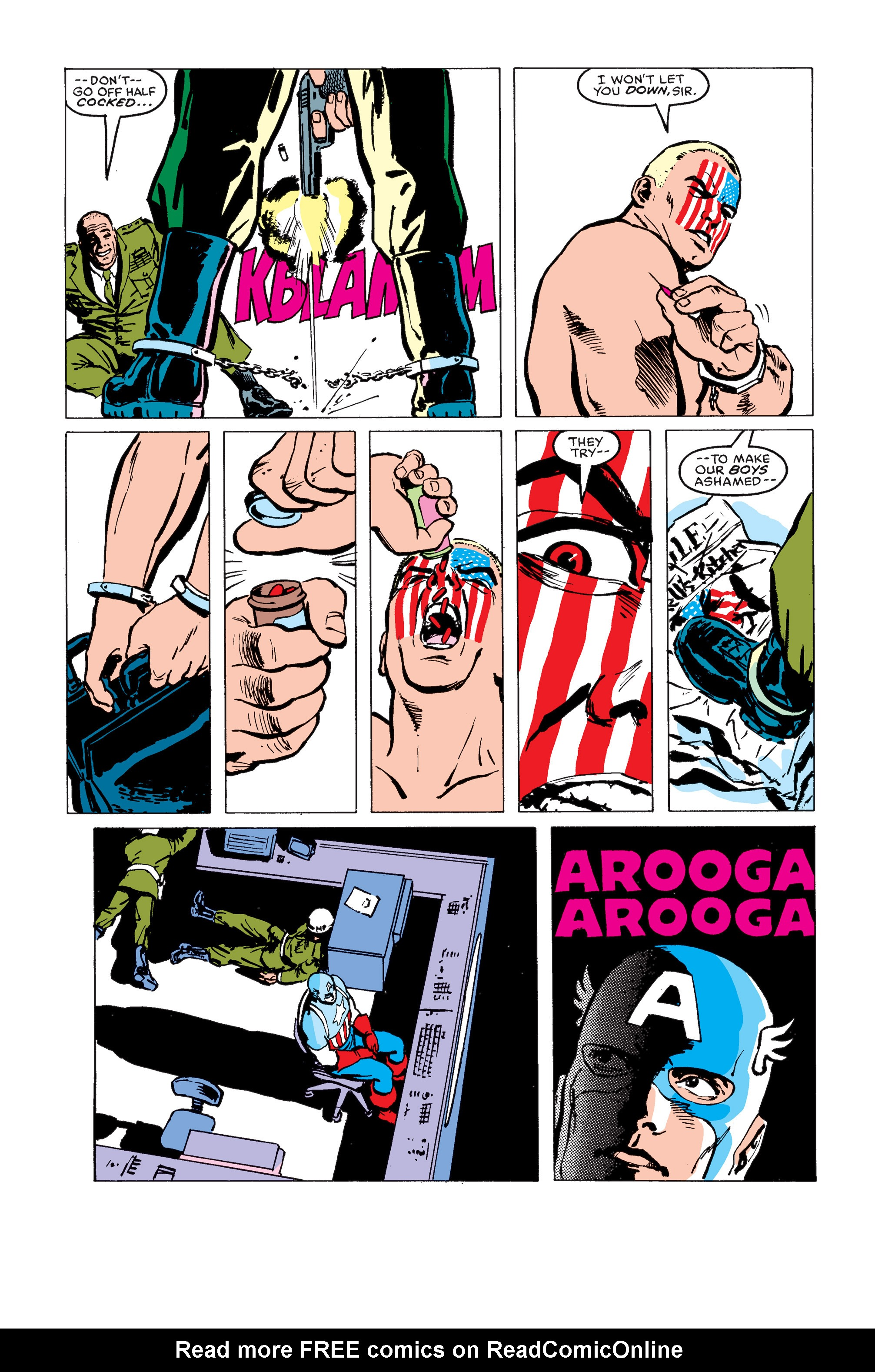 Read online Daredevil: Born Again comic -  Issue # Full - 189