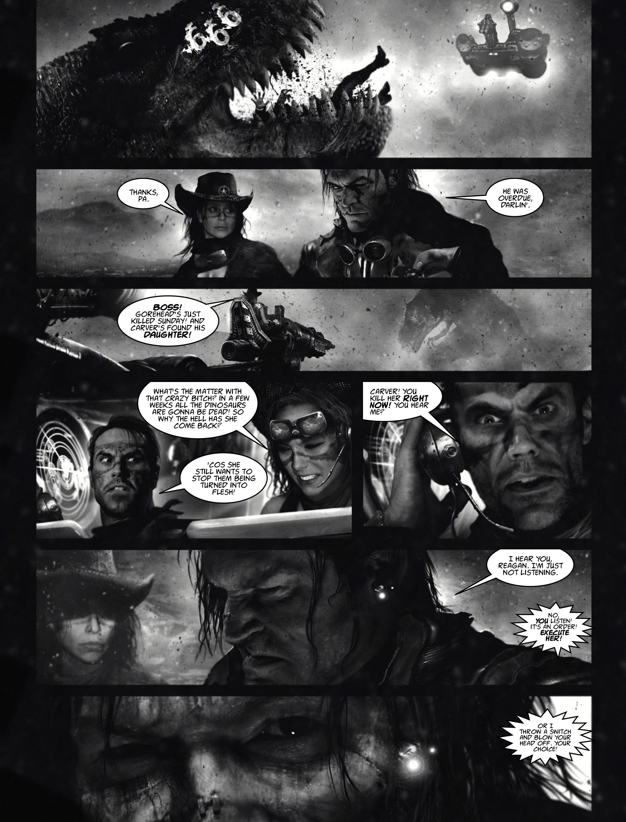 Read online 2000 AD comic -  Issue #2009 - 12