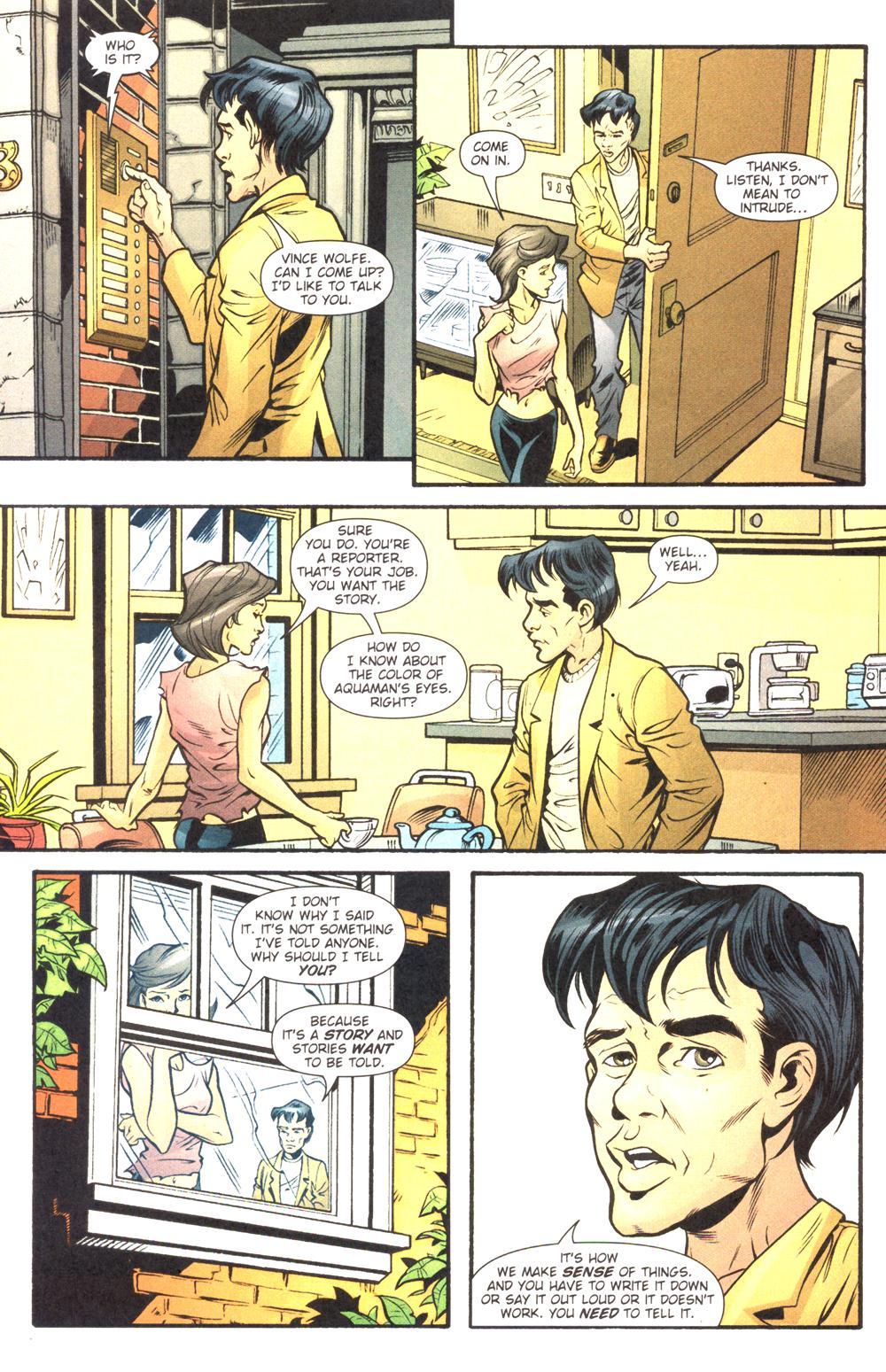Read online Aquaman (2003) comic -  Issue #14 - 18