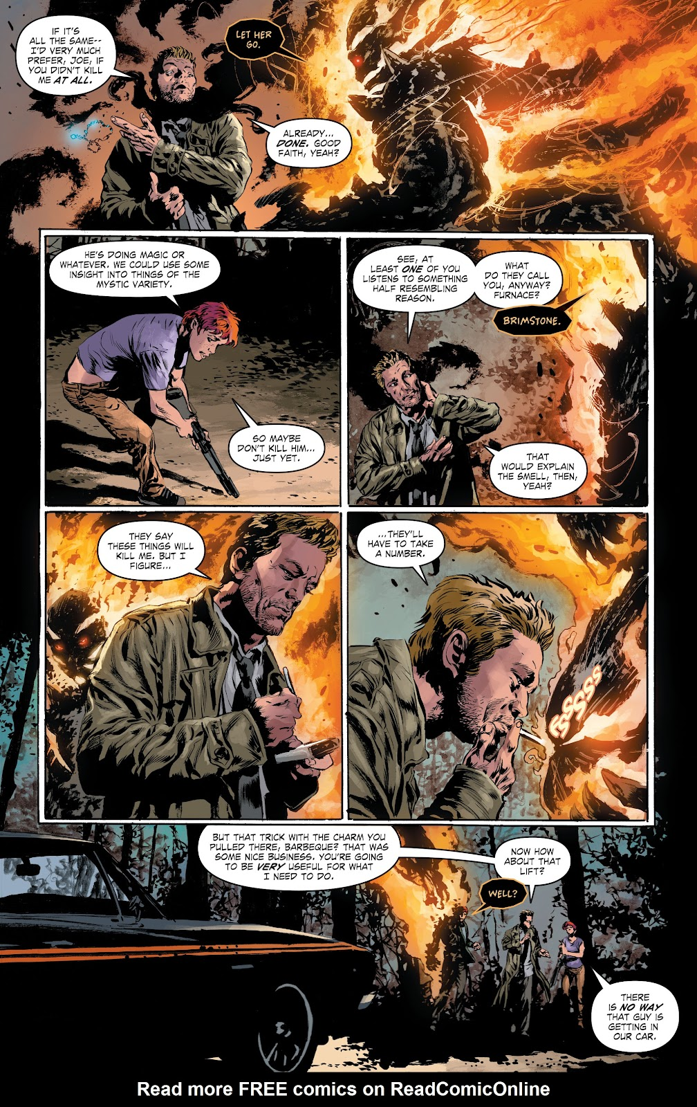 Read online The Curse of Brimstone: Ashes comic -  Issue # TPB (Part 1) - 11