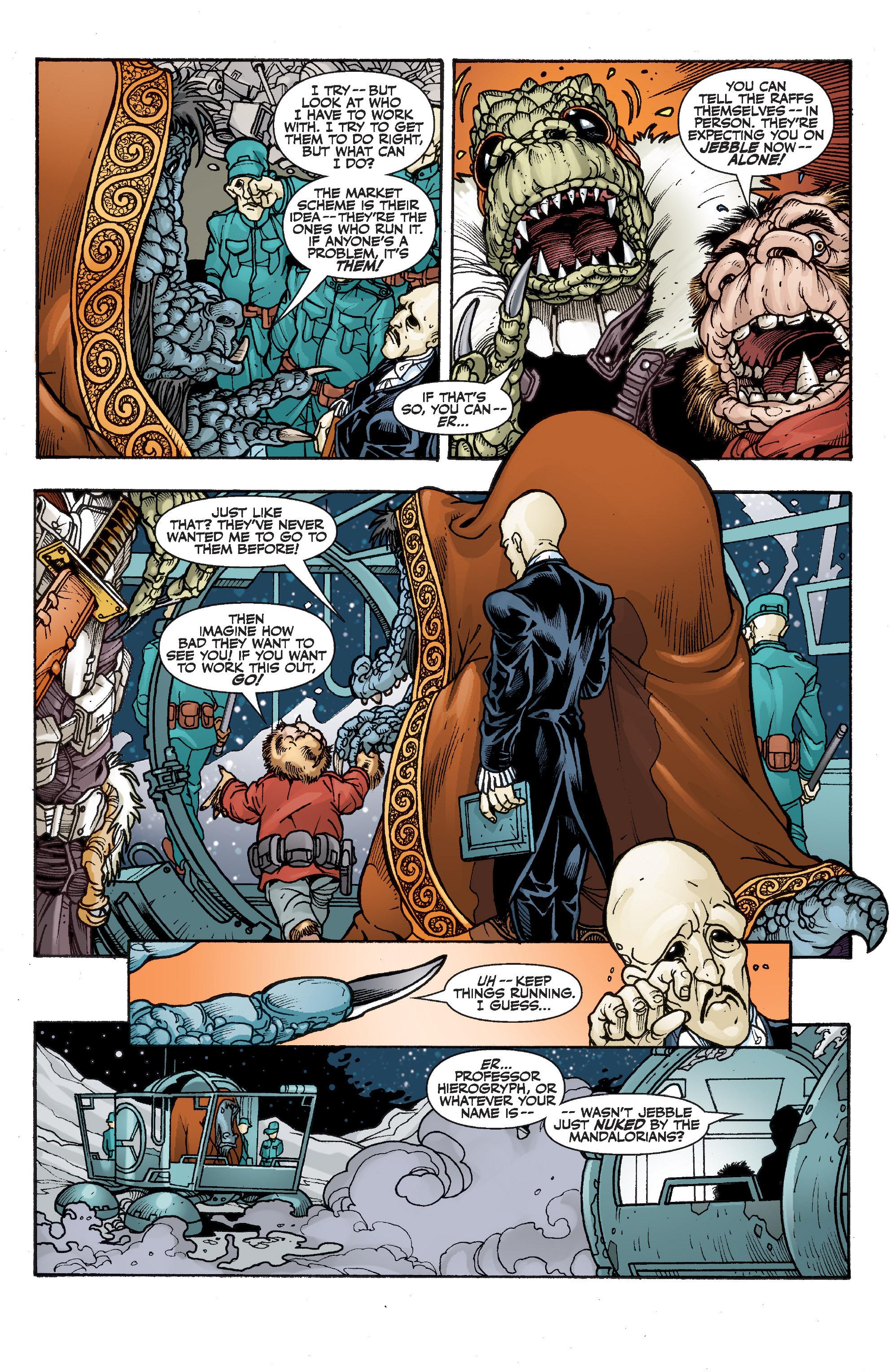 Read online Star Wars Omnibus comic -  Issue # Vol. 32 - 437