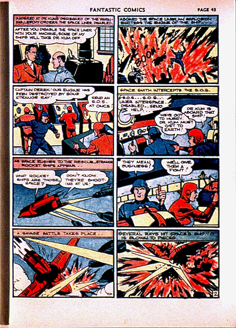 Read online Fantastic Comics comic -  Issue #13 - 46