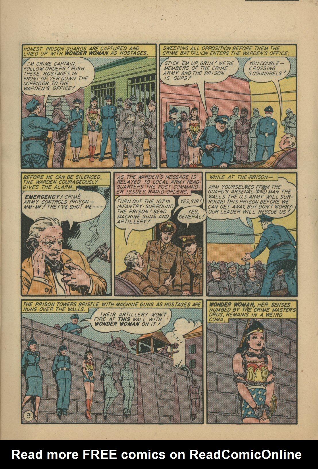Read online Sensation (Mystery) Comics comic -  Issue #21 - 10