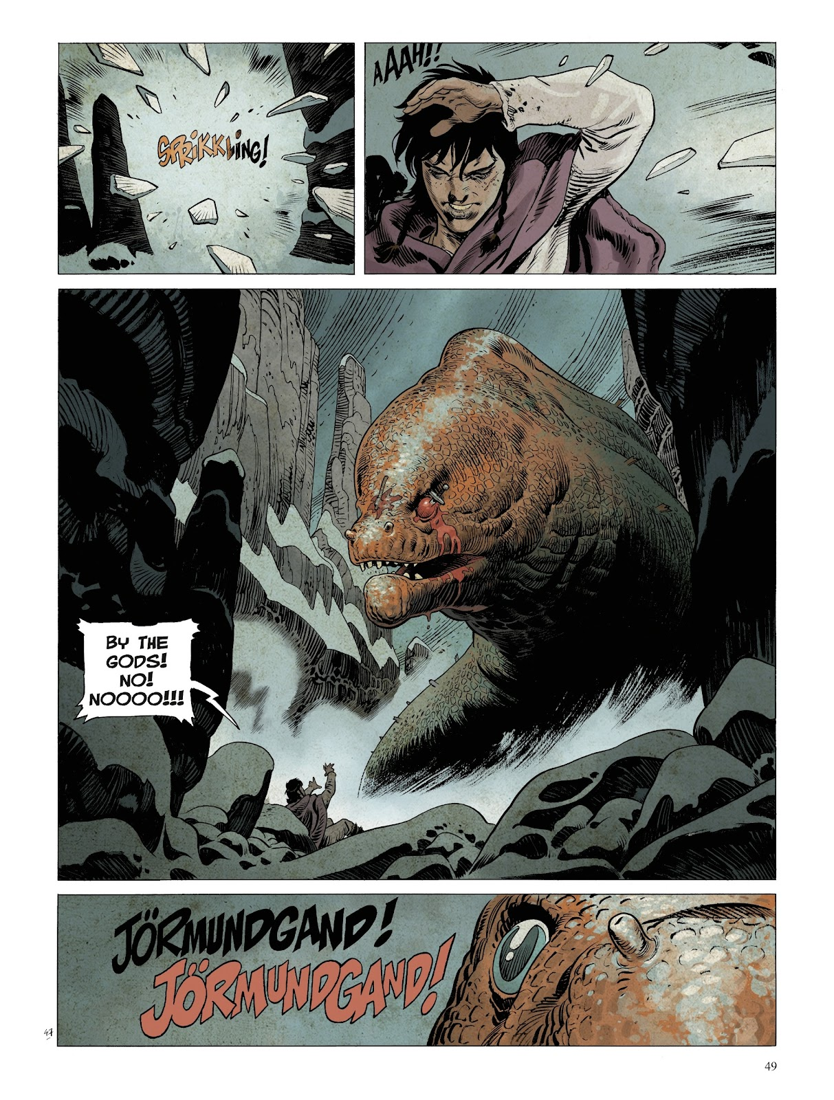 Read online Asgard comic -  Issue #2 - 51