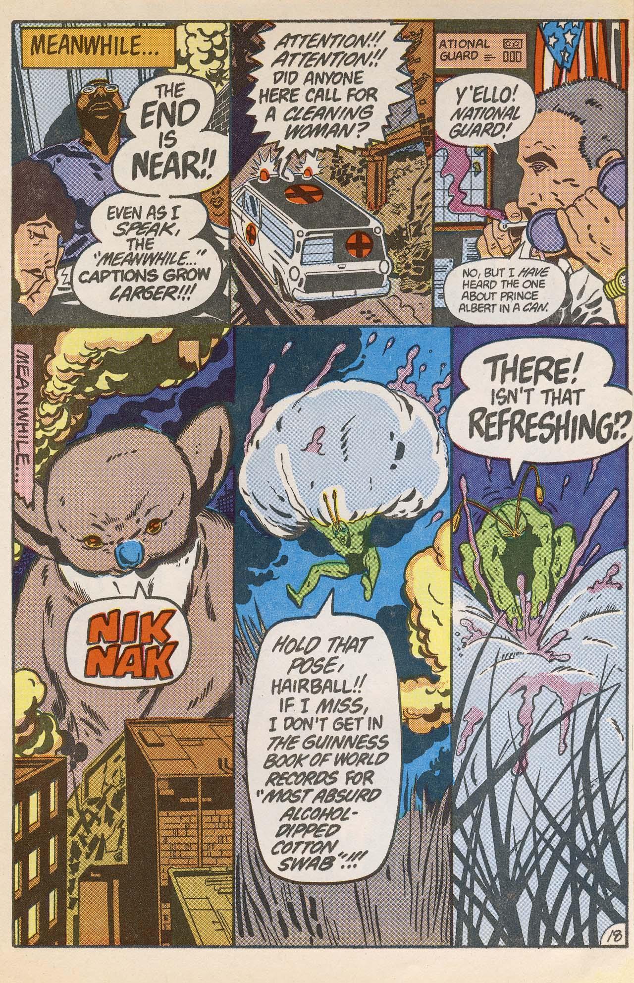 Read online Ambush Bug comic -  Issue #2 - 25