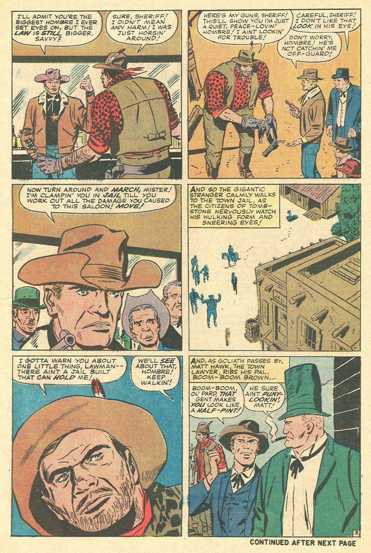 Read online Two-Gun Kid comic -  Issue #105 - 5