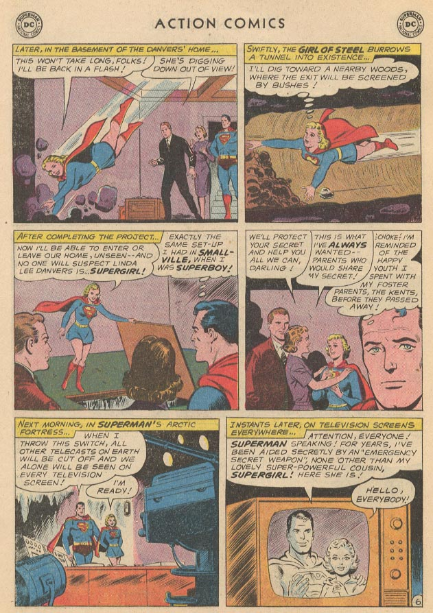 Read online Action Comics (1938) comic -  Issue #285 - 8