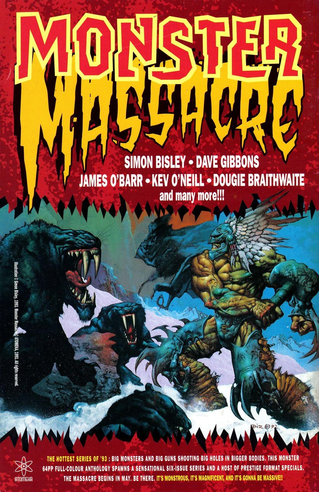 Read online Bisley's Scrapbook comic -  Issue # Full - 36