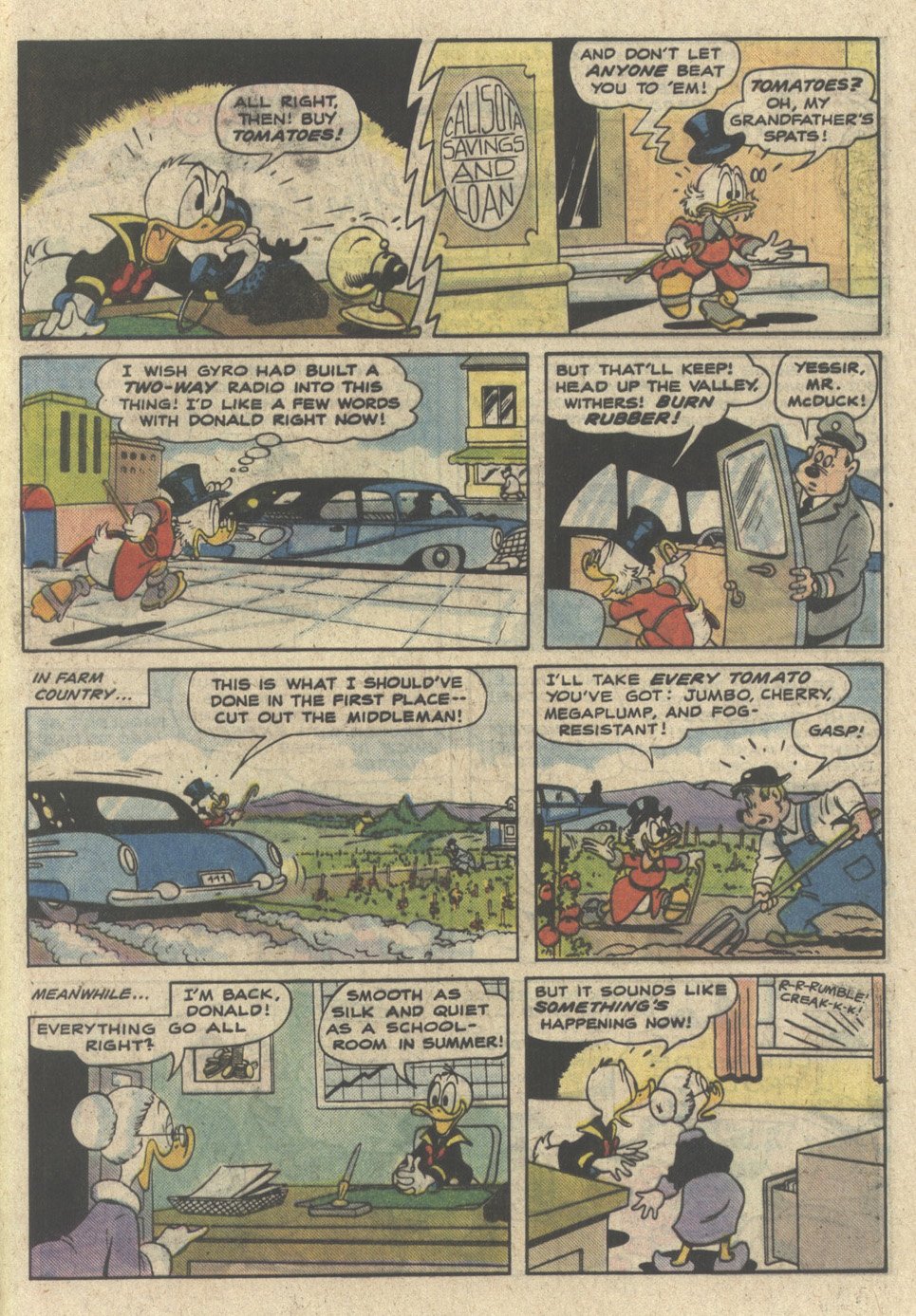 Read online Uncle Scrooge (1953) comic -  Issue #227 - 33