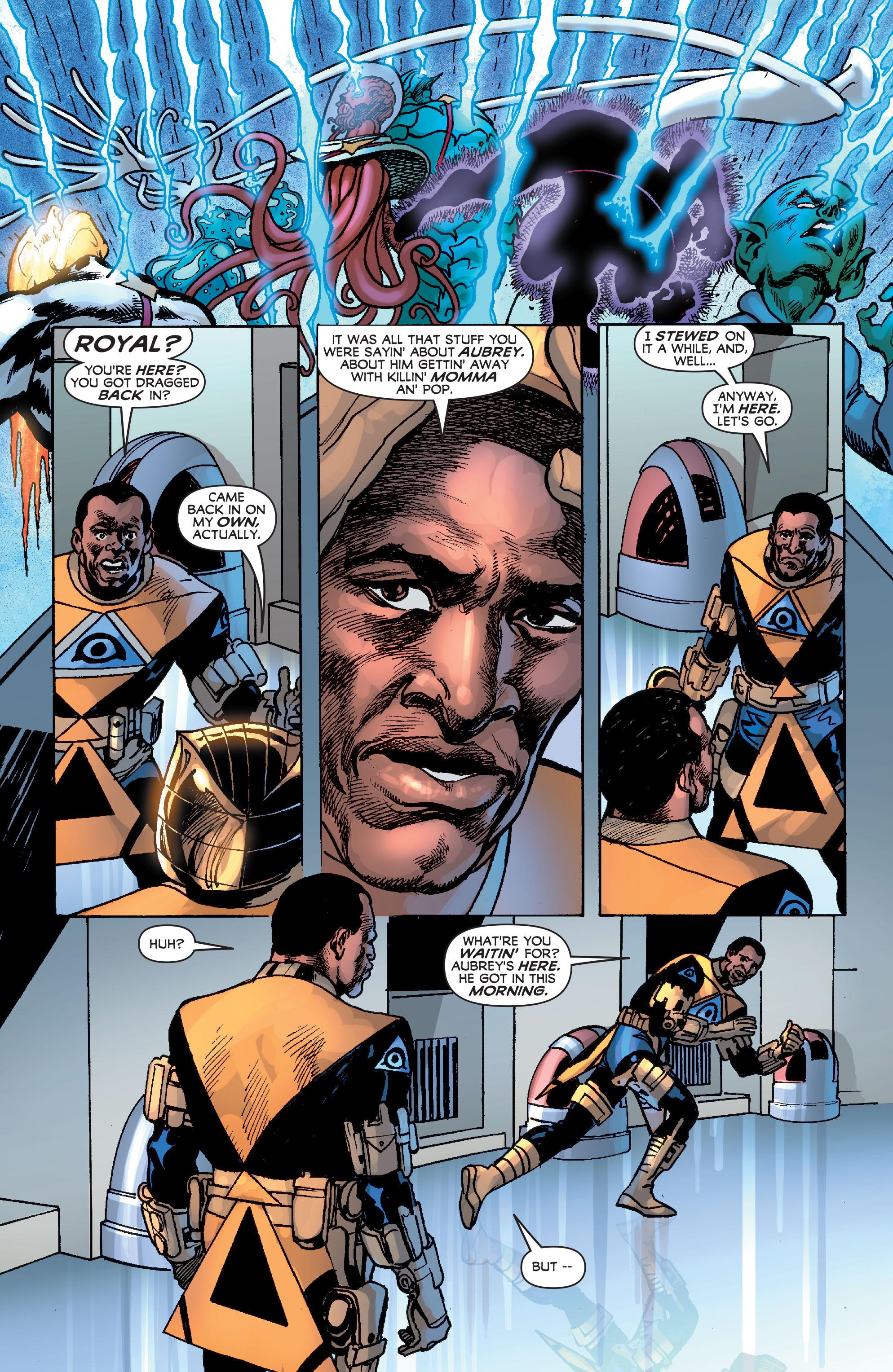 Read online Astro City: Dark Age/Book Three comic -  Issue #3 - 19