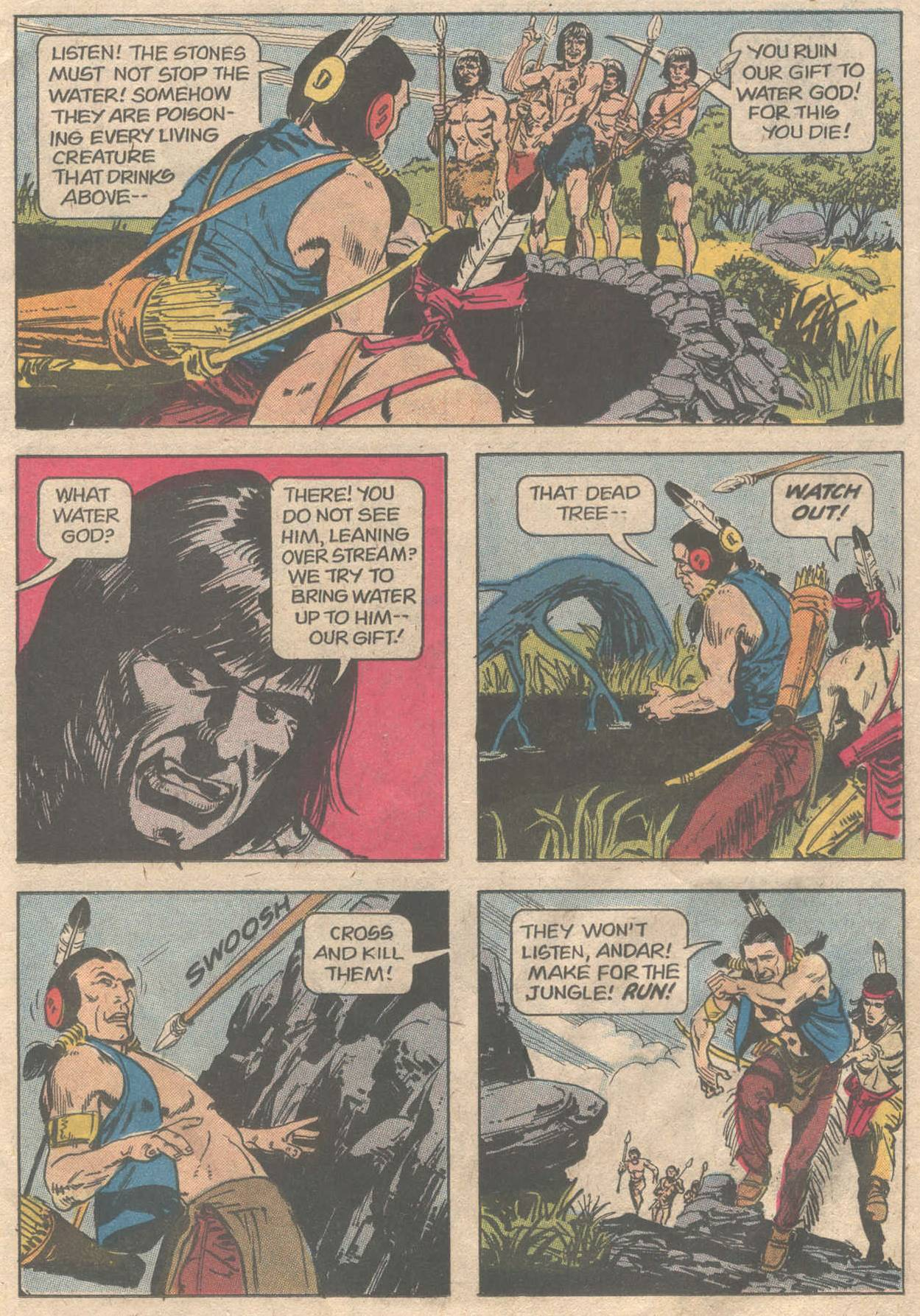 Read online Turok, Son of Stone comic -  Issue #117 - 11