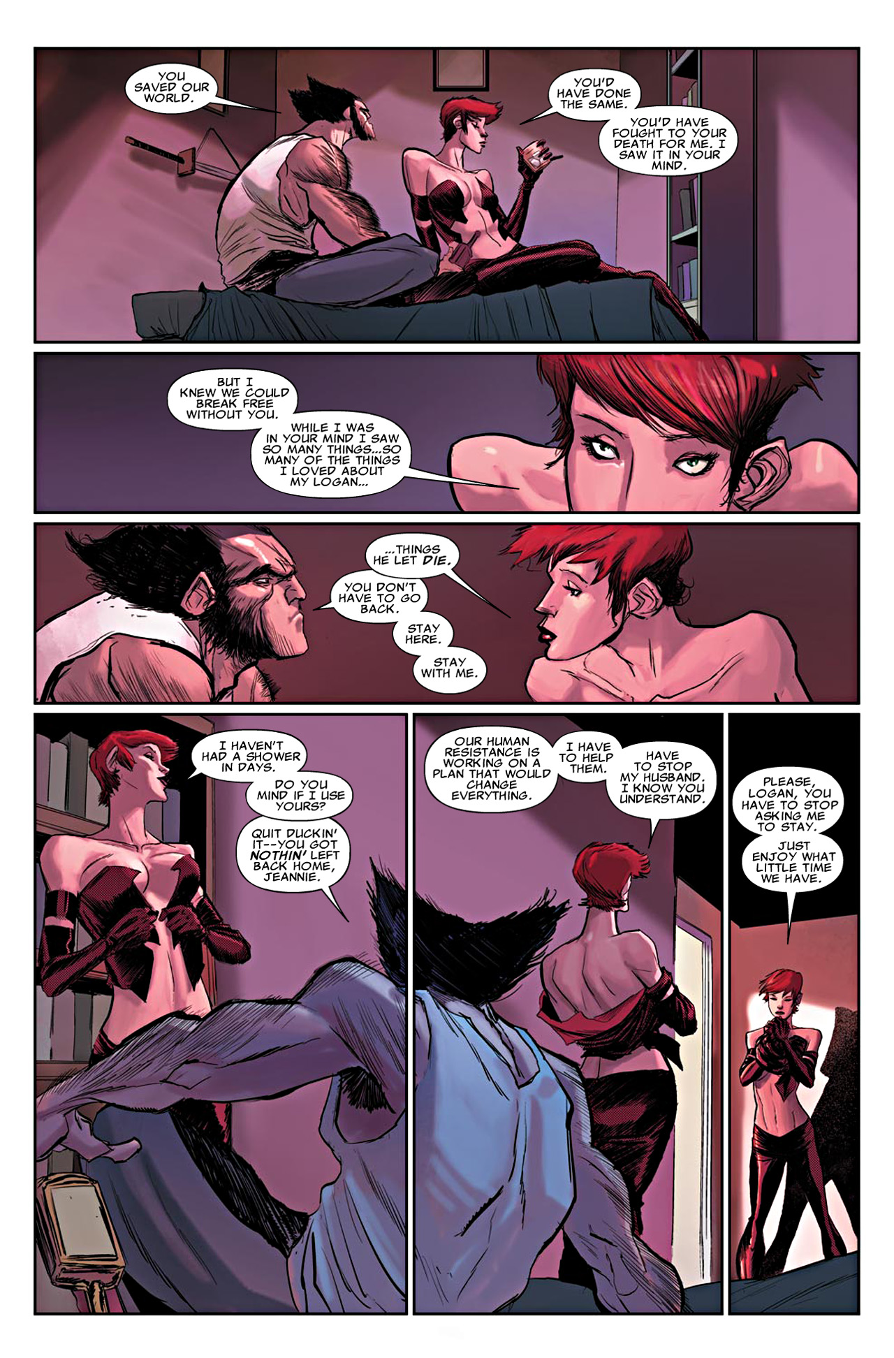 Read online Uncanny X-Force (2010) comic -  Issue #19 - 7