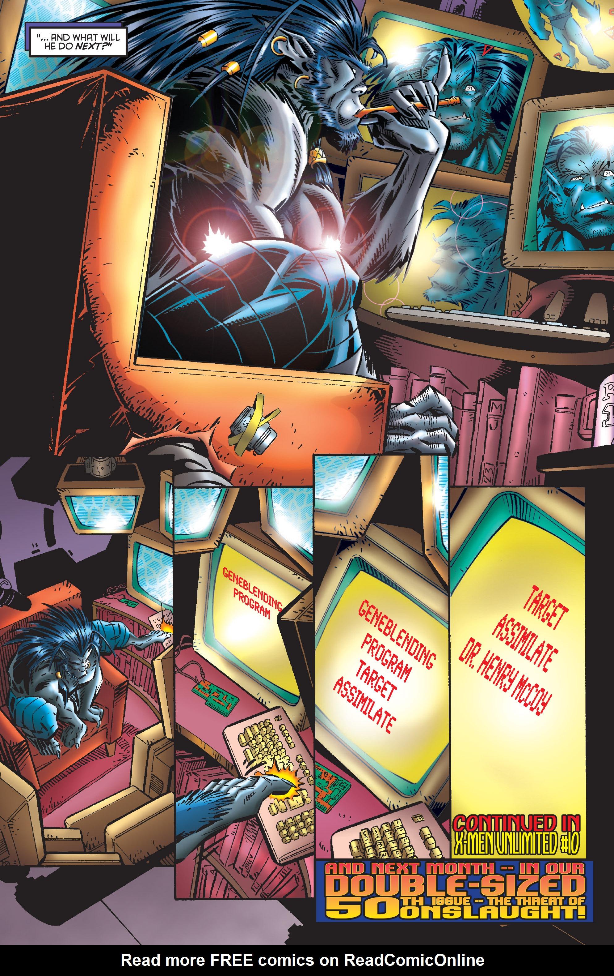 X-Men (1991) 49 Page 20