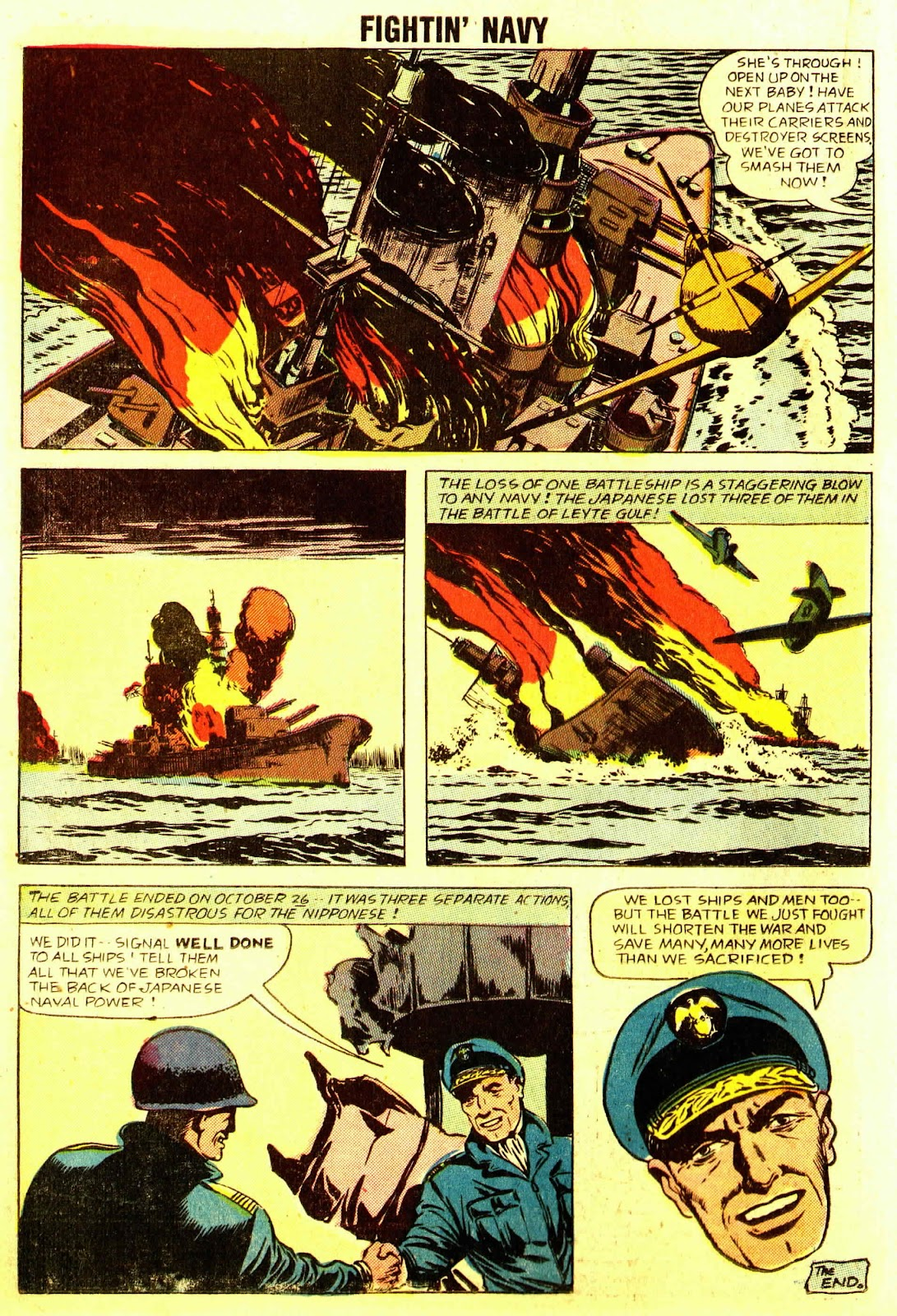 Read online Fightin' Navy comic -  Issue #83 - 24