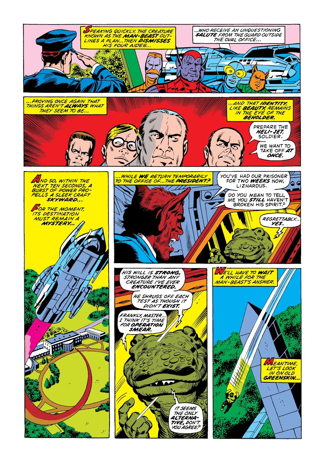 Read online Marvel Masterworks: The Incredible Hulk comic -  Issue # TPB 10 (Part 2) - 20