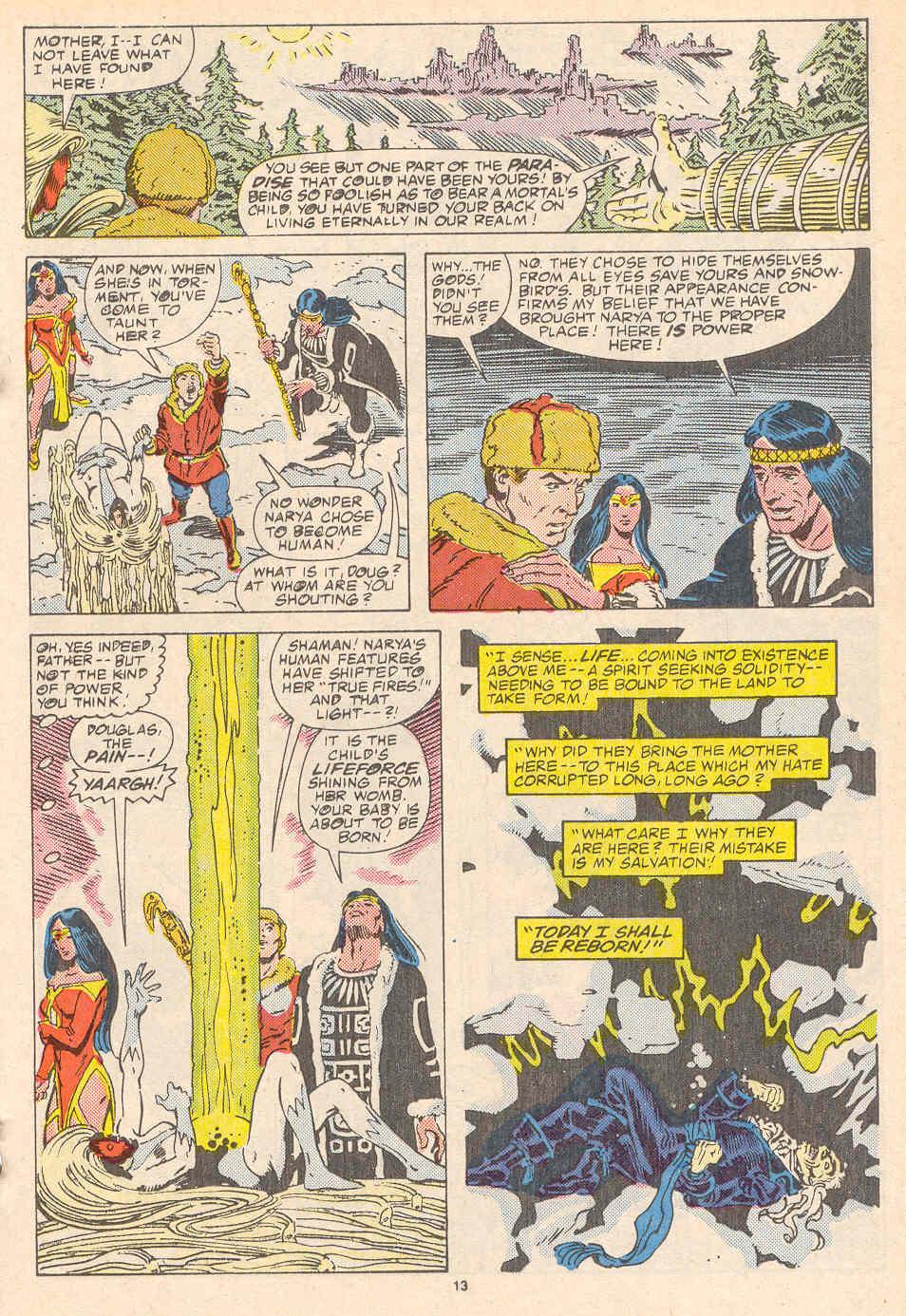 Read online Alpha Flight (1983) comic -  Issue #37 - 14