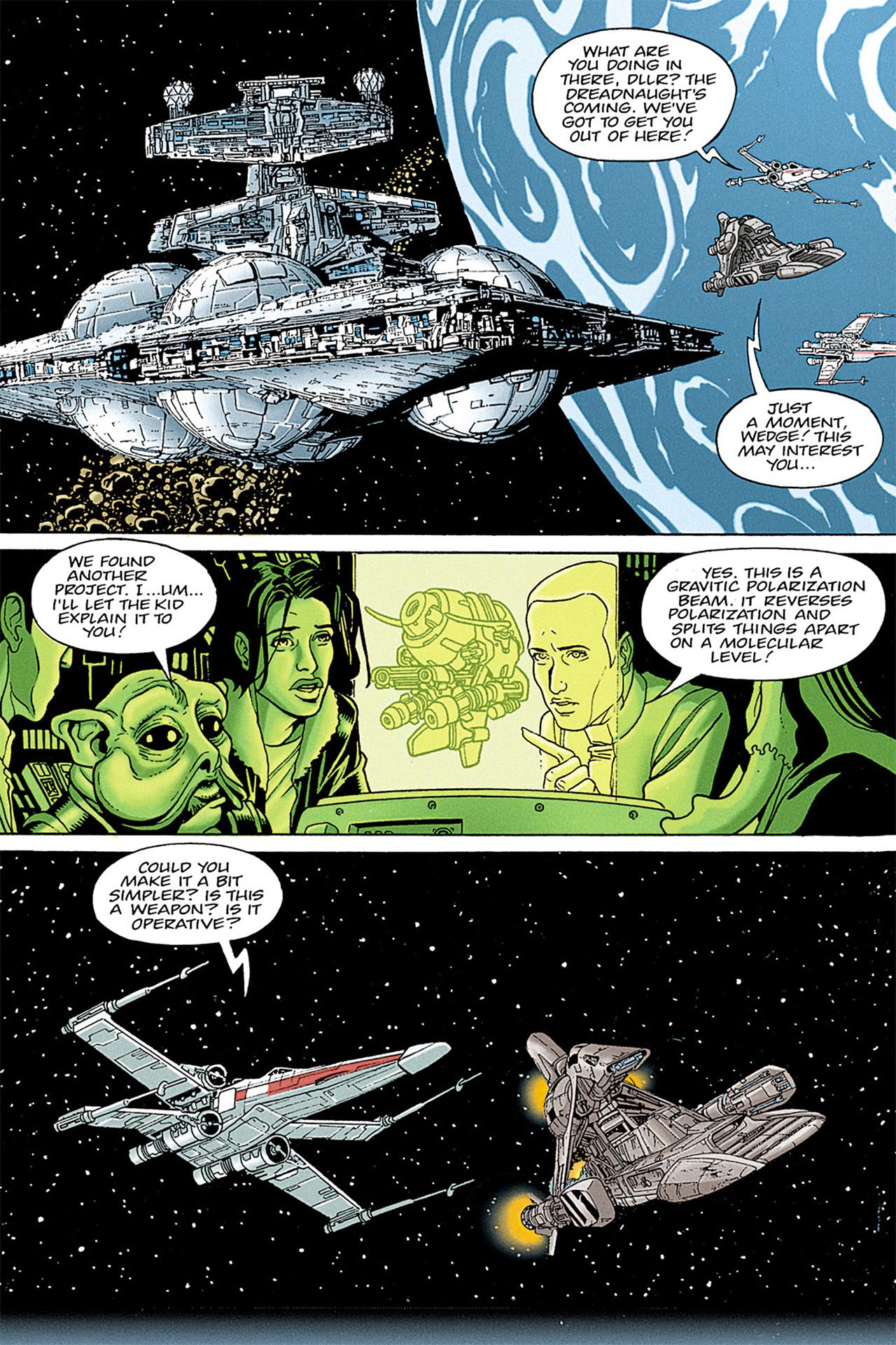 Read online Star Wars Omnibus comic -  Issue # Vol. 1 - 260