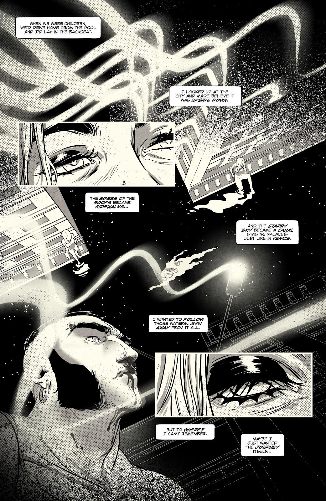 Read online Nomen Omen comic -  Issue #3 - 5