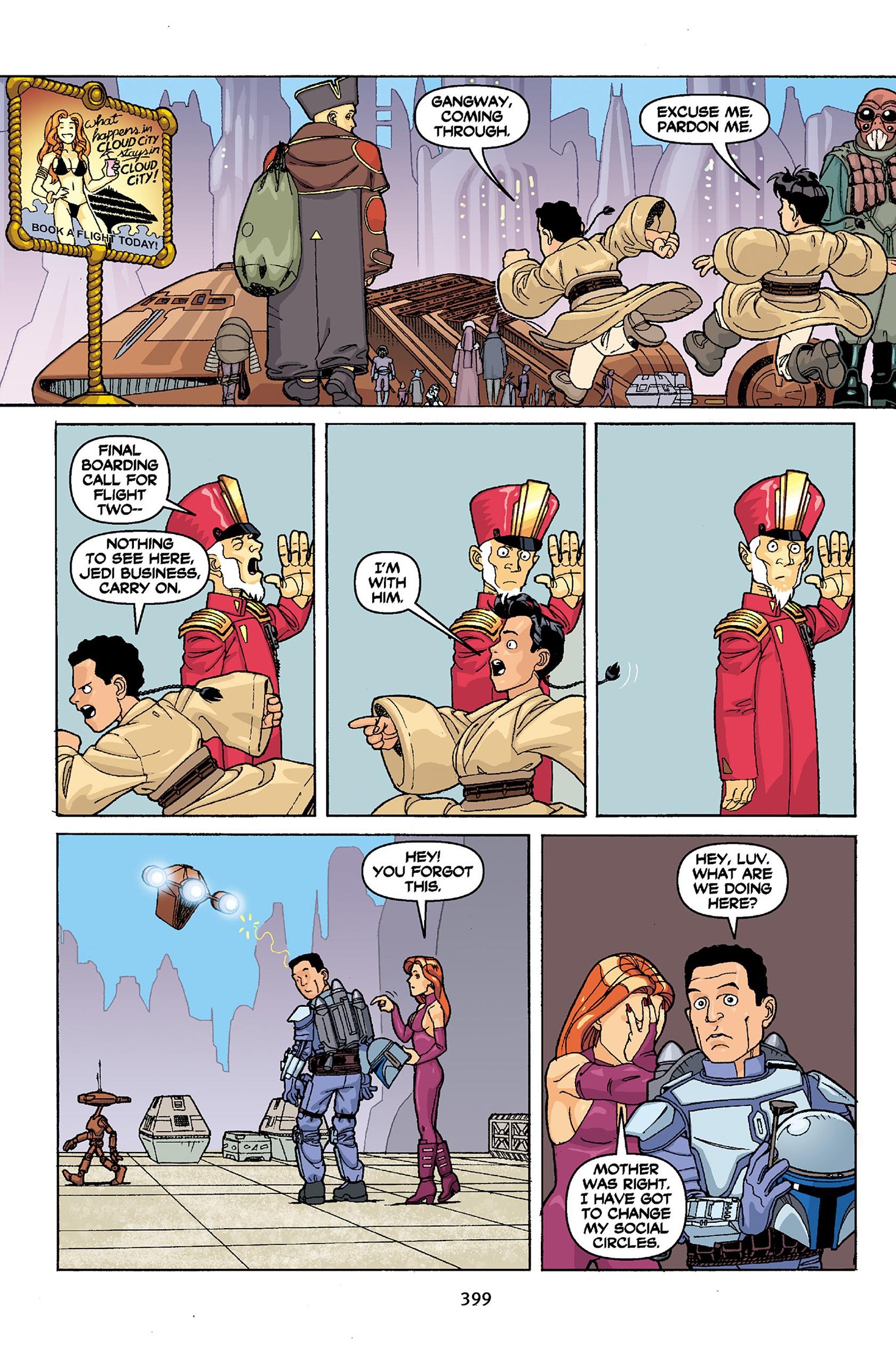Read online Star Wars Omnibus comic -  Issue # Vol. 30 - 390