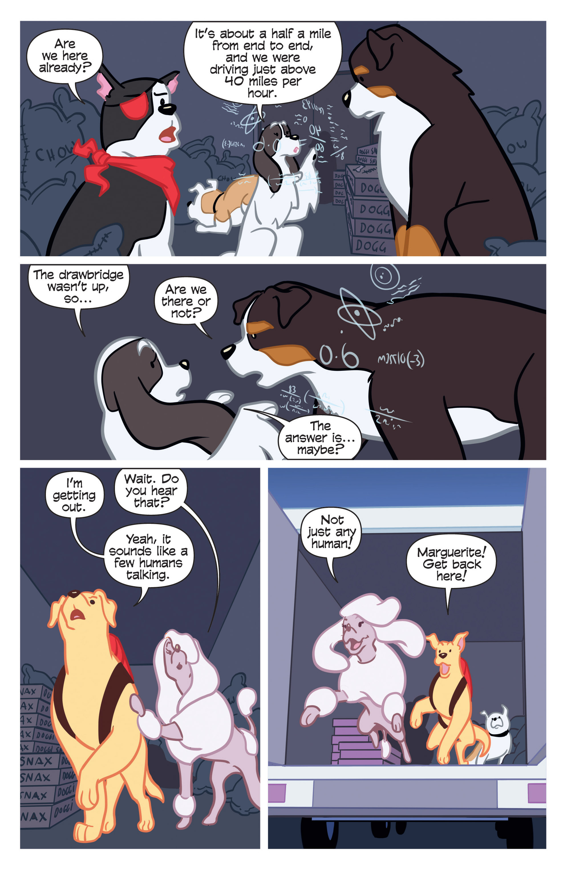 Read online Action Lab, Dog of Wonder comic -  Issue #2 - 20