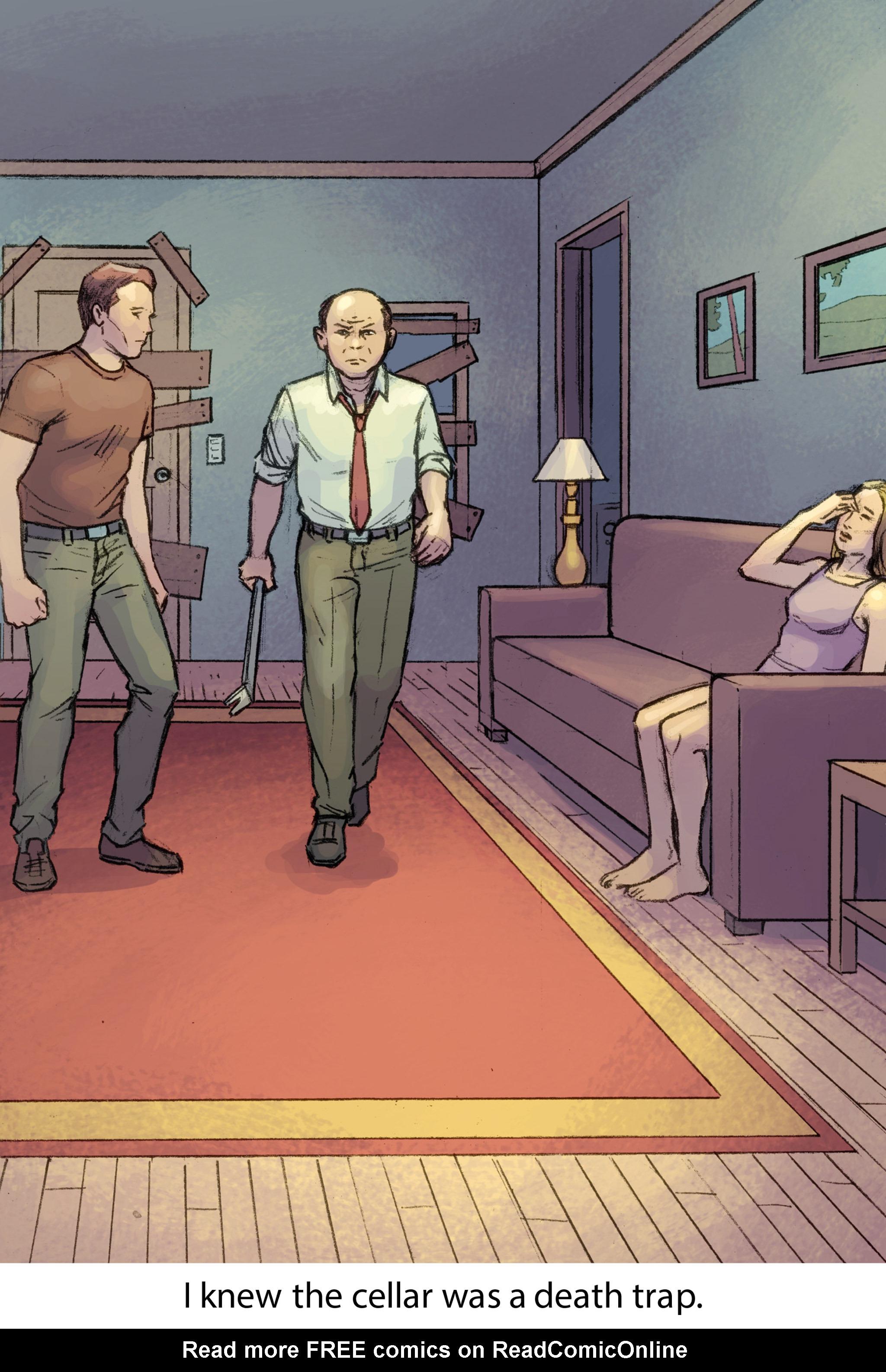 Read online Soul comic -  Issue #2 - 54