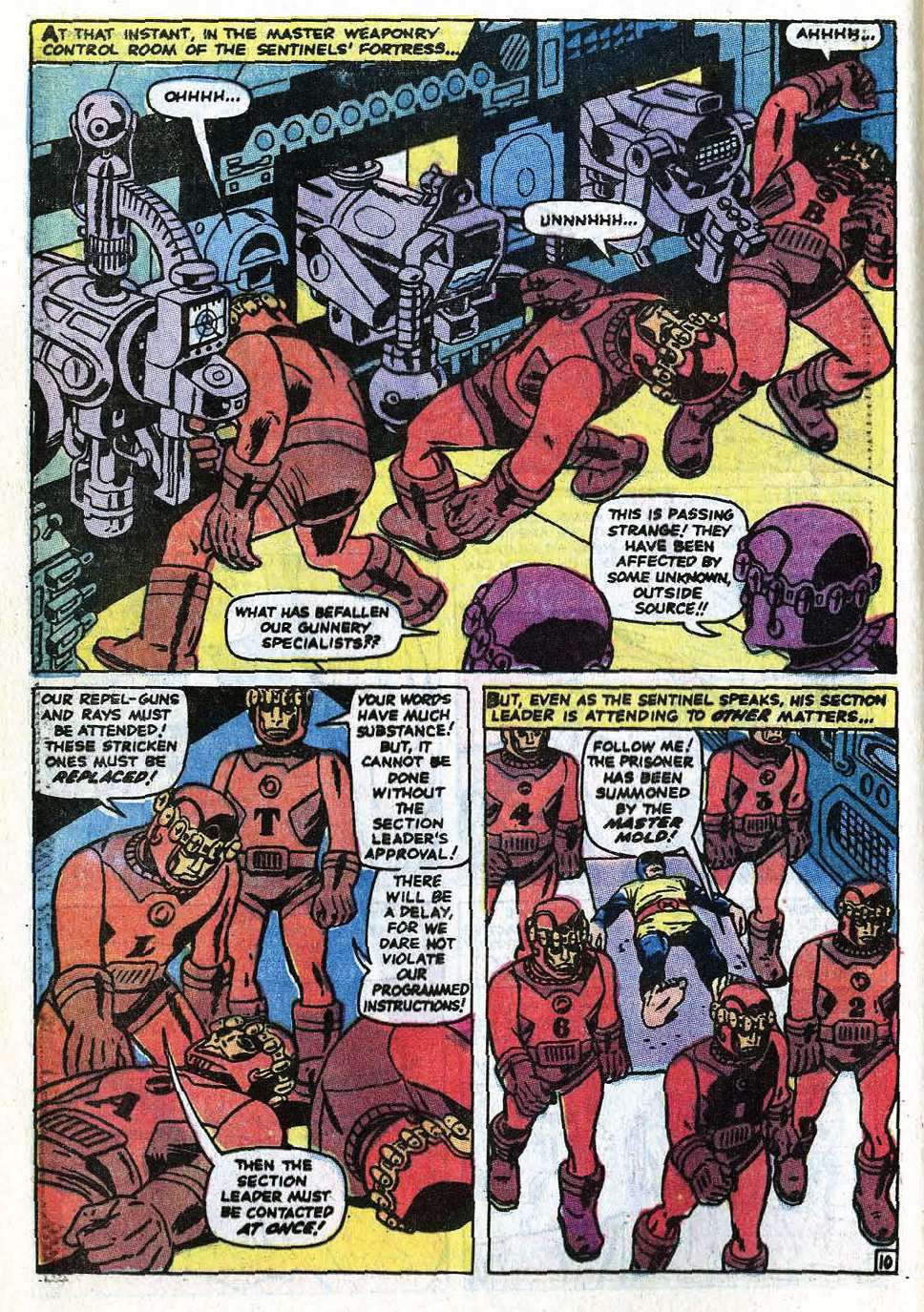 Uncanny X-Men (1963) 68 Page 35