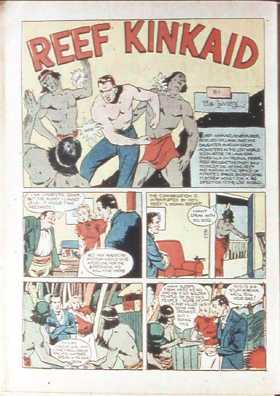 Read online Amazing Man Comics comic -  Issue #18 - 50