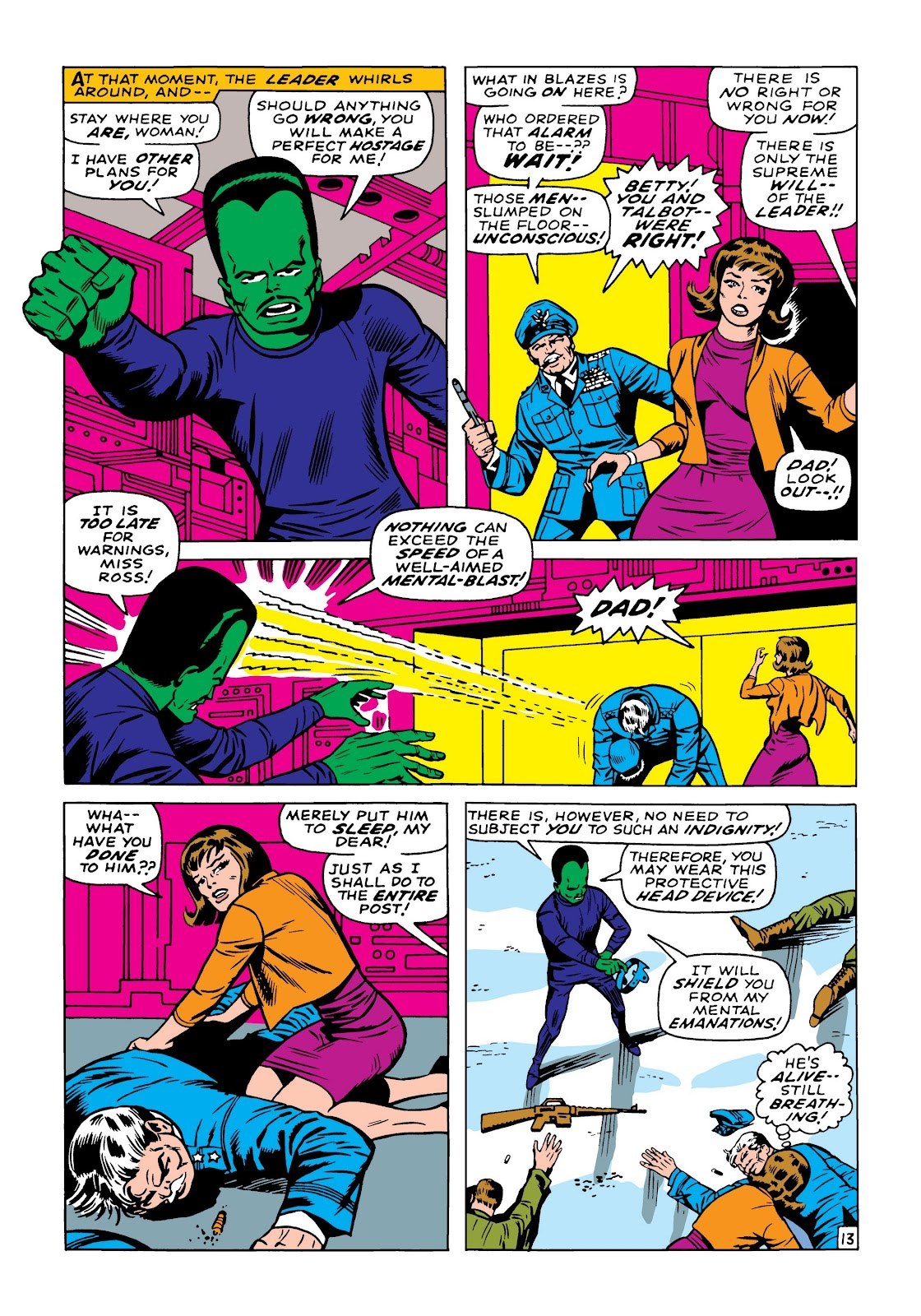 Read online Marvel Masterworks: The Incredible Hulk comic -  Issue # TPB 5 (Part 2) - 24