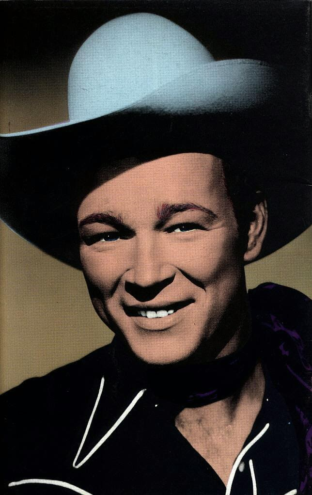 Read online Roy Rogers comic -  Issue #1 - 45